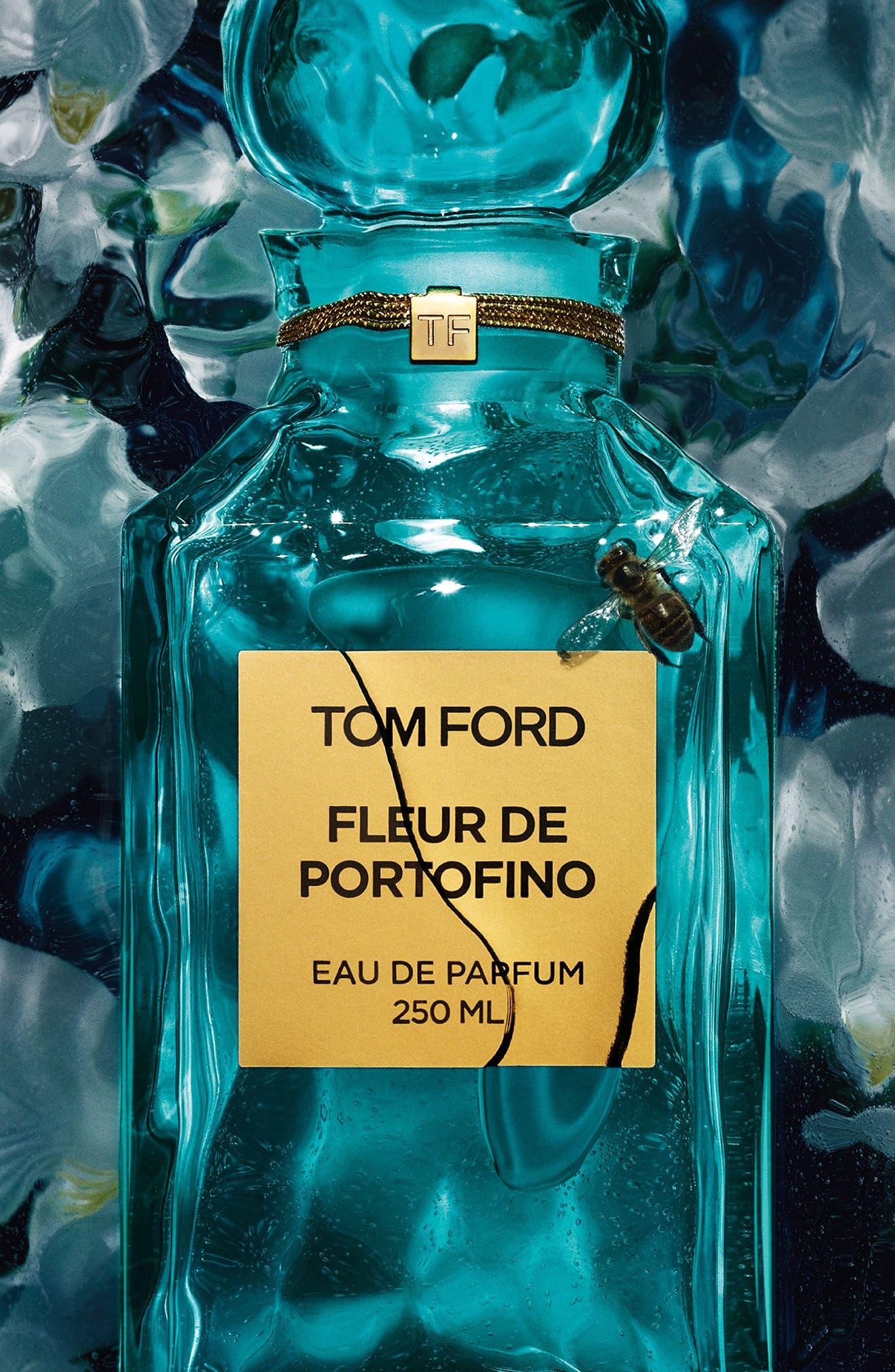 TOM FORD, Private Blend Fleur de Portofino Eau de Parfum All Over Body Spray, Alternate thumbnail 2, color, NO COLOR