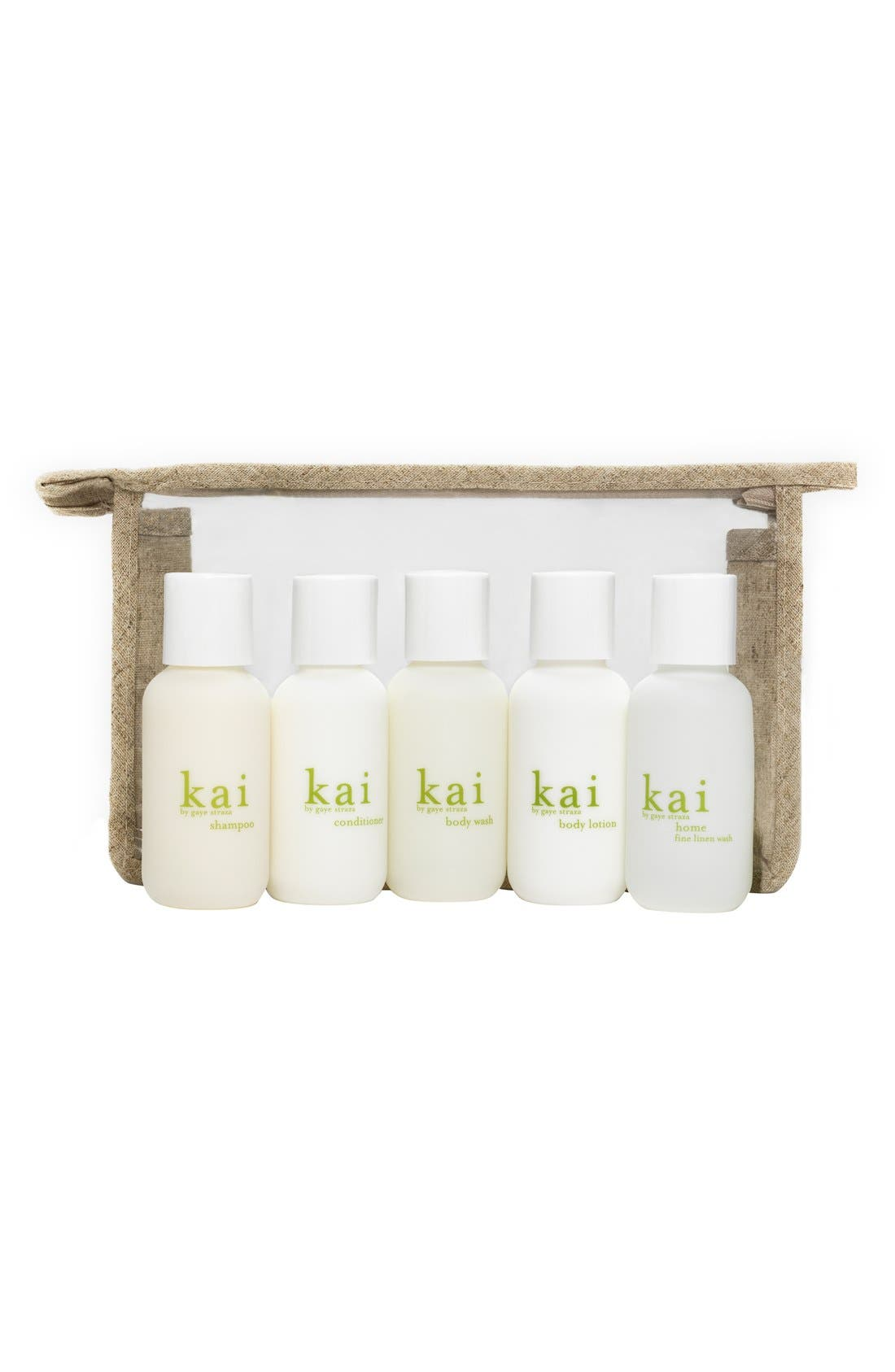 KAI Travel Set, Main, color, 000