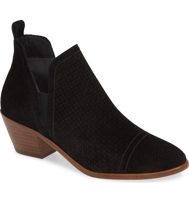Sigerson Morrison PERFORATED WESTERN BOOTIE