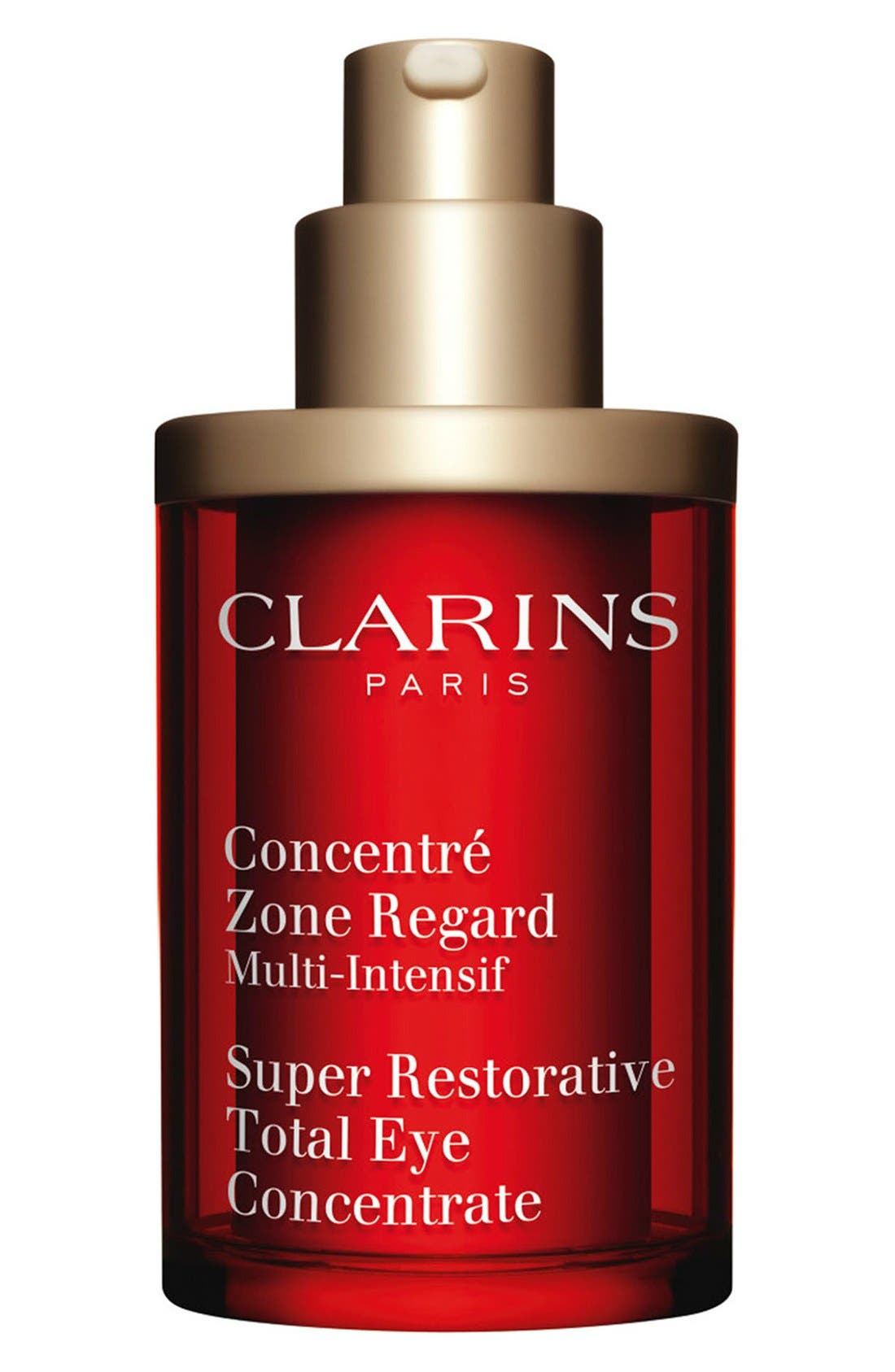 CLARINS, Super Restorative Total Eye Concentrate, Alternate thumbnail 4, color, NO COLOR