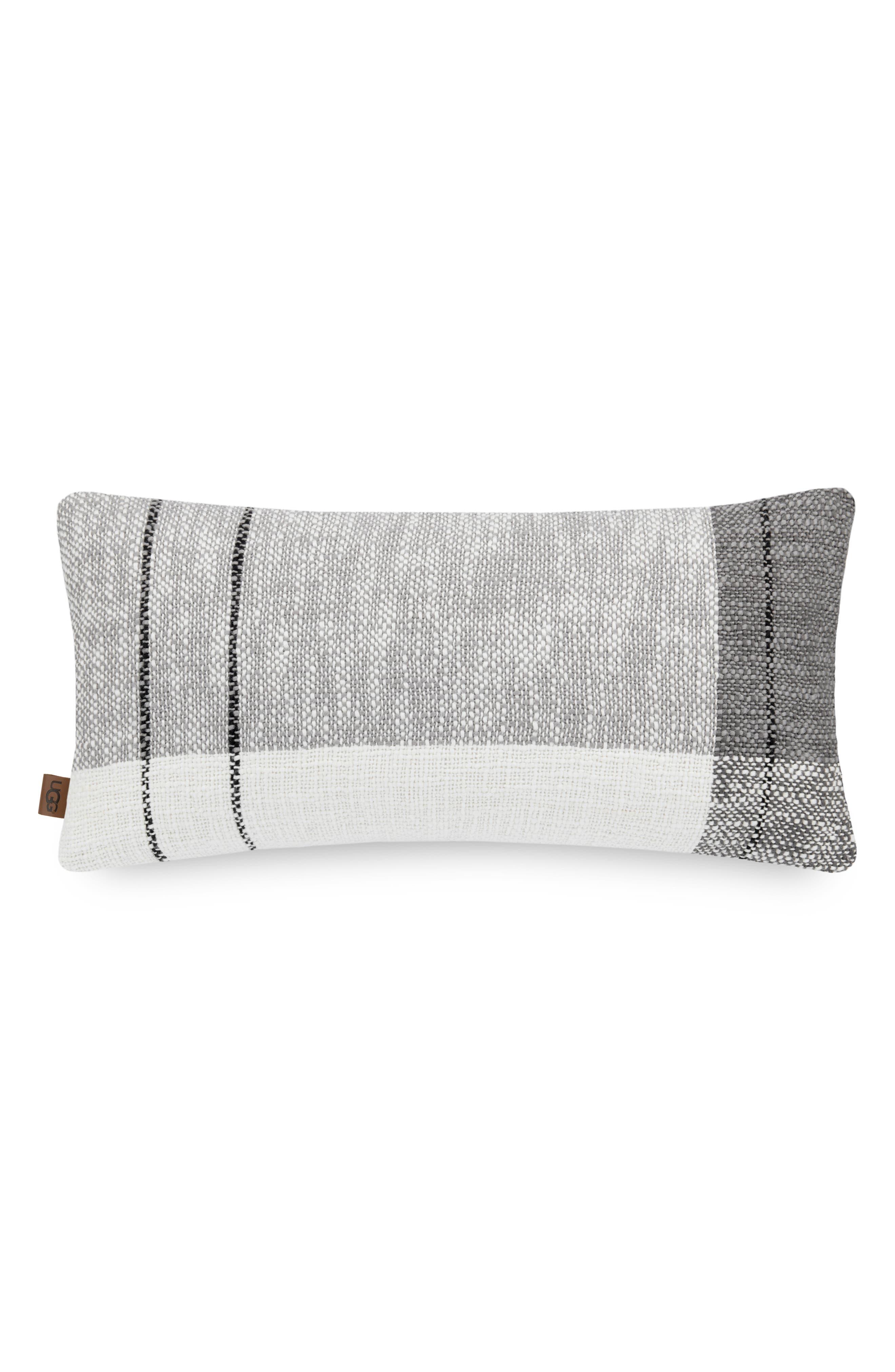 UGG<SUP>®</SUP> Benson Hug Accent Pillow, Main, color, SEAL MULTI