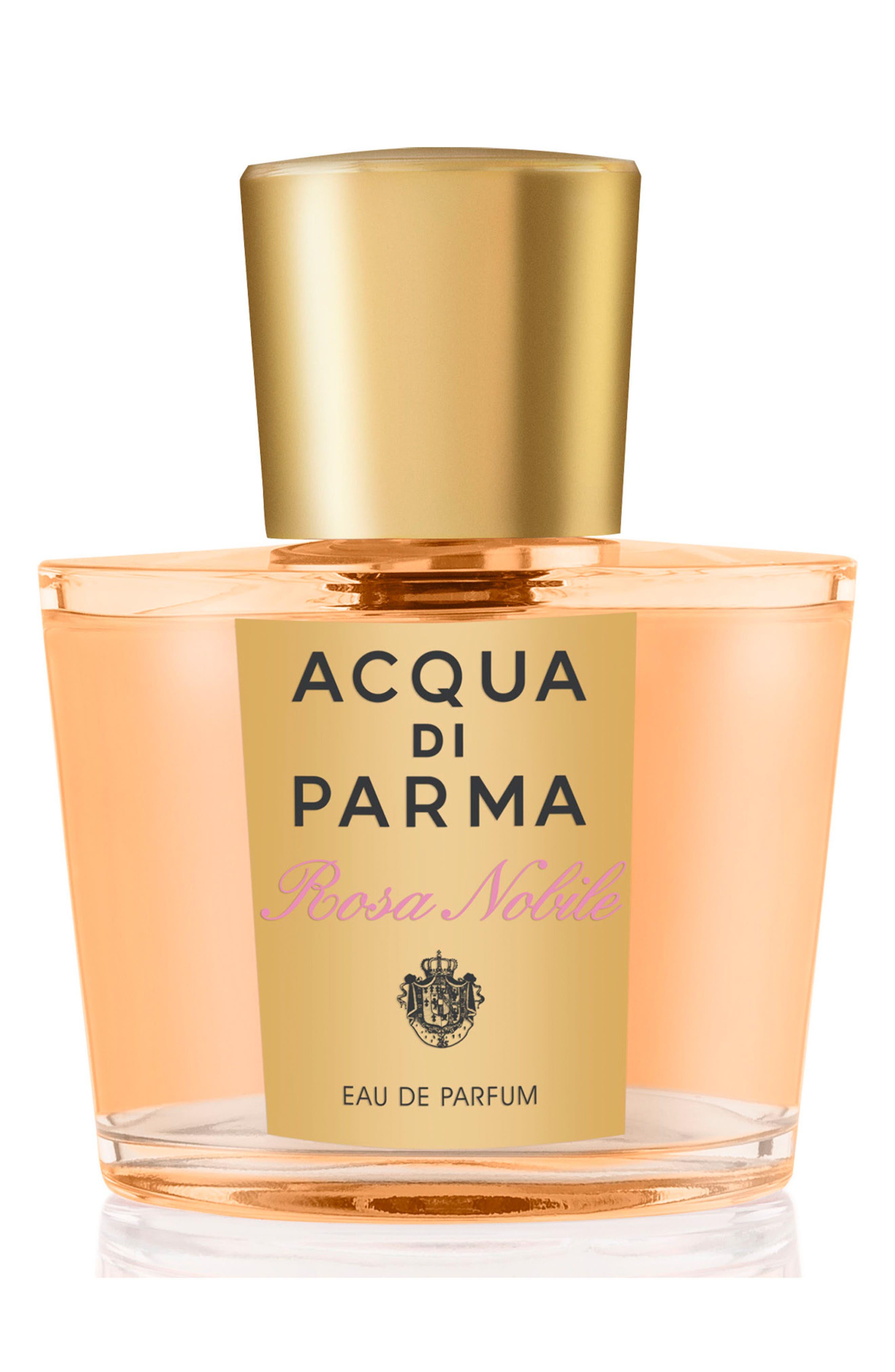 ACQUA DI PARMA, Rosa Nobile Eau de Parfum, Alternate thumbnail 3, color, NO COLOR