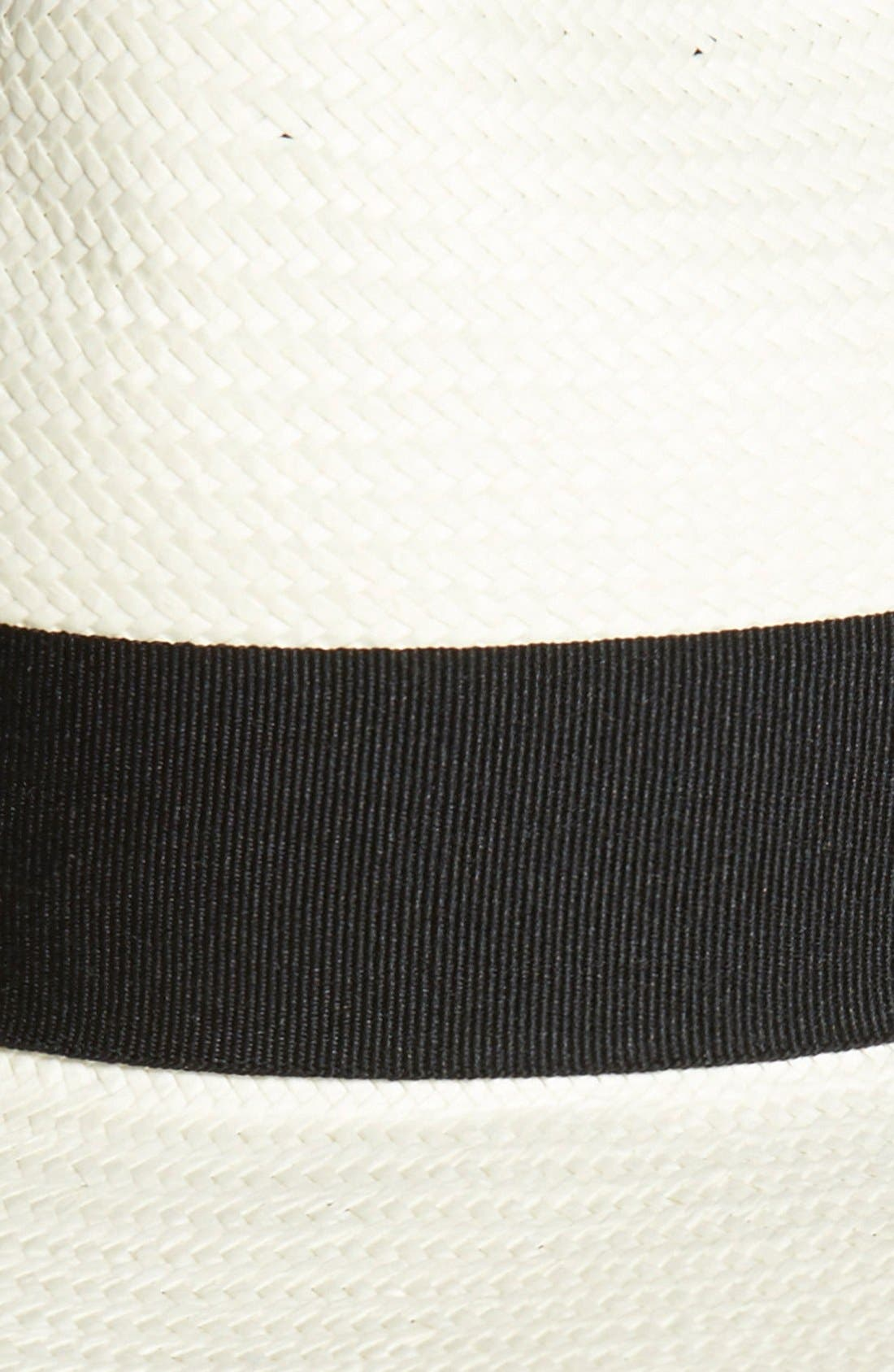 MADEWELL, Panama Hat, Alternate thumbnail 5, color, 250