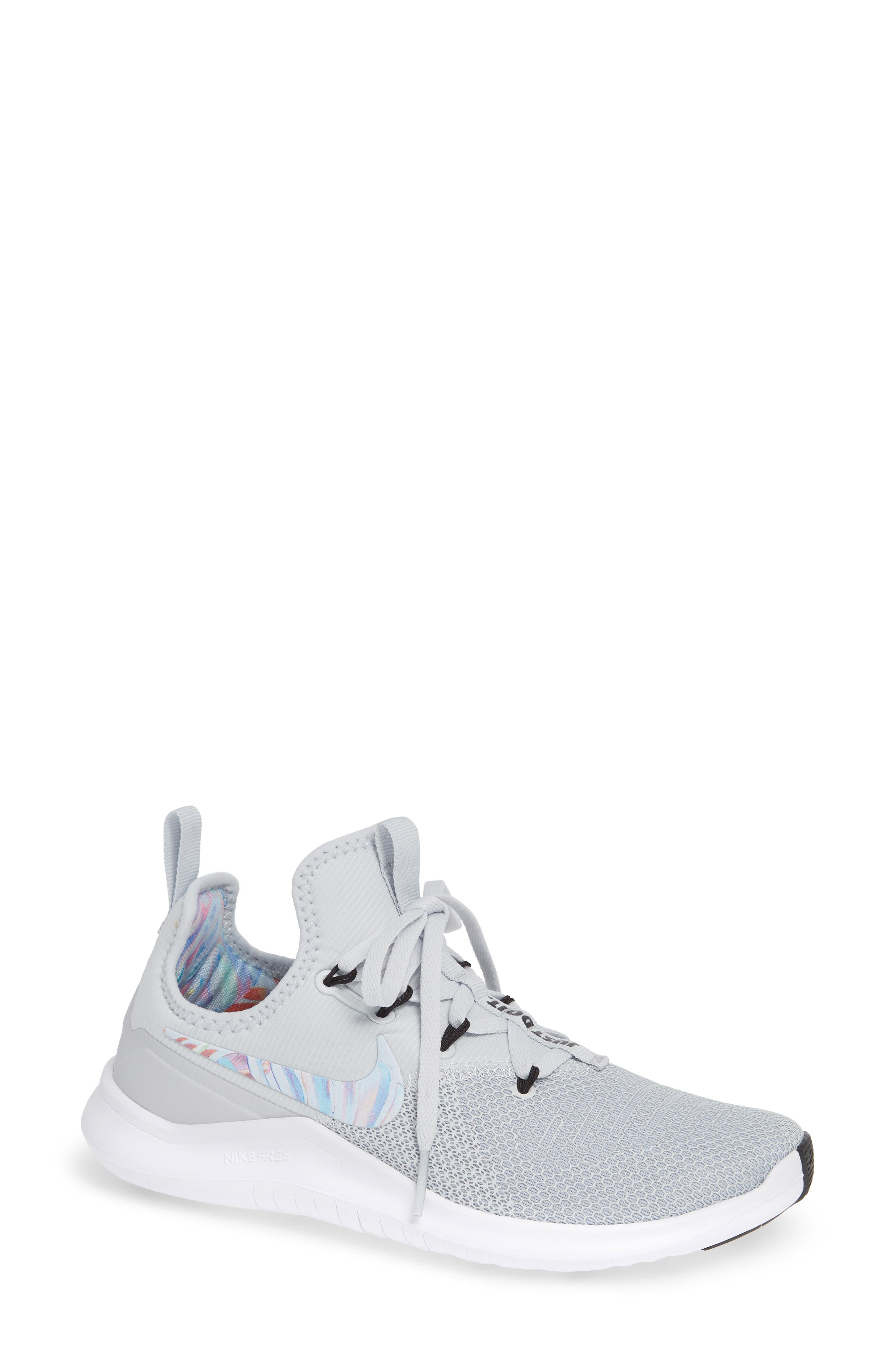 NIKE Free TR8 Training Shoe, Main, color, 025