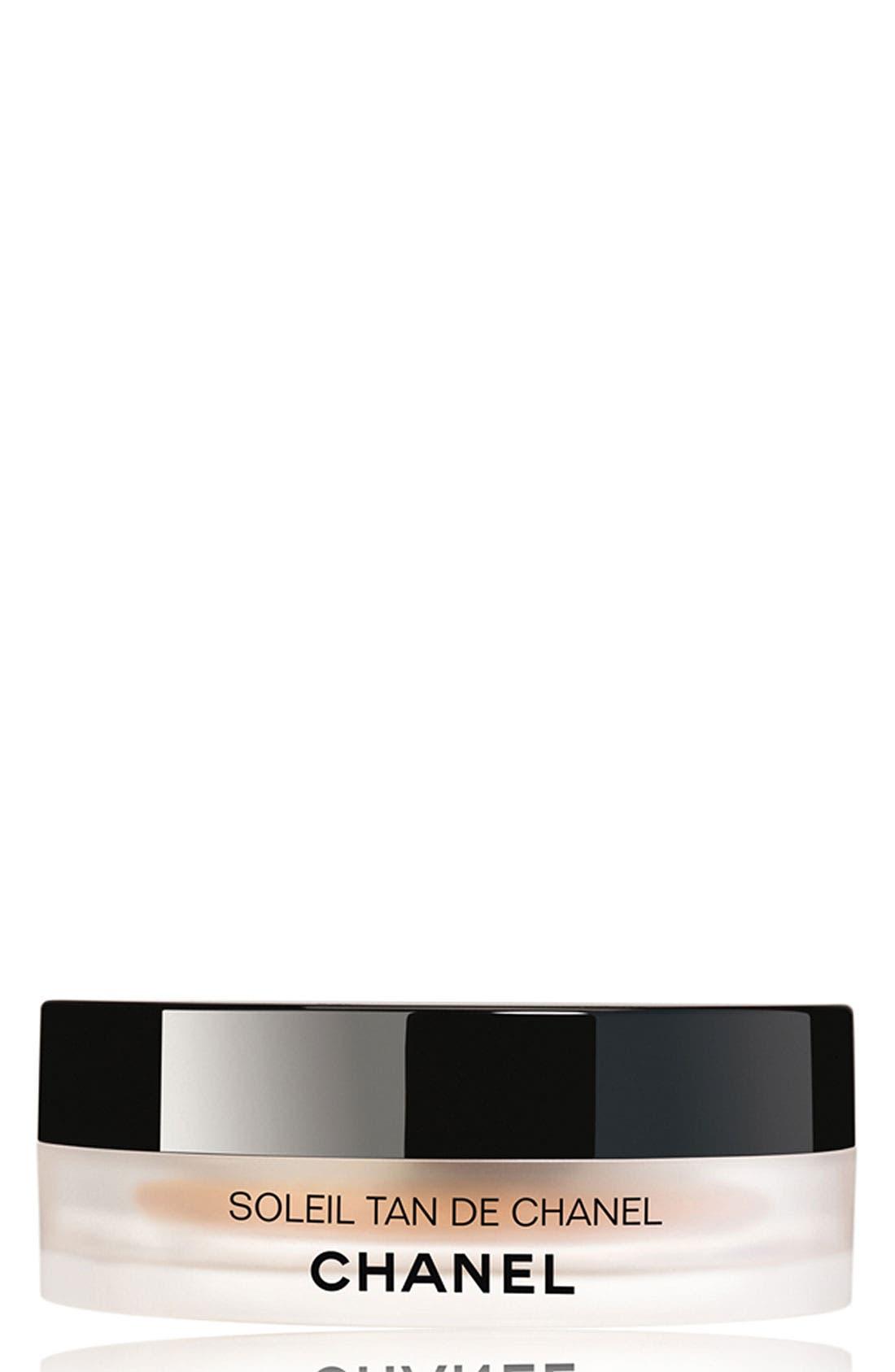 CHANEL, SOLEIL TAN DE CHANEL<br />Bronzing Makeup Base, Alternate thumbnail 3, color, 30 BRONZING
