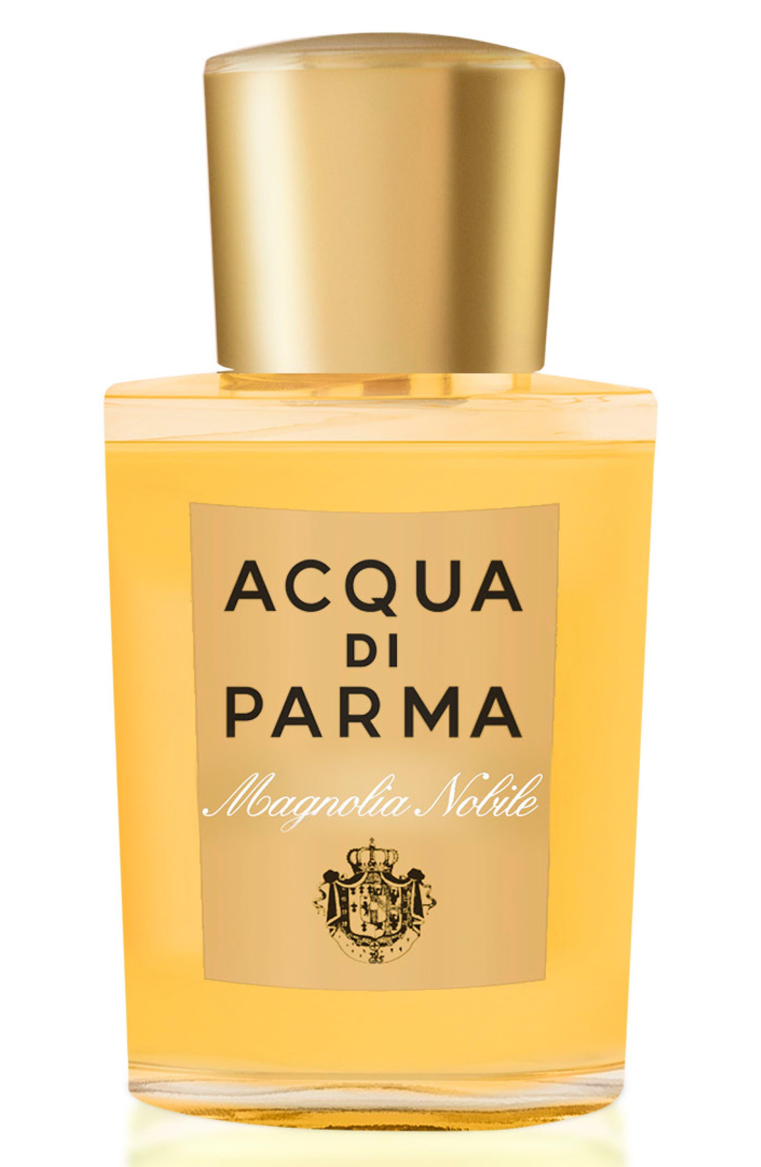 ACQUA DI PARMA, 'Magnolia Nobile' Eau de Parfum, Alternate thumbnail 3, color, NO COLOR