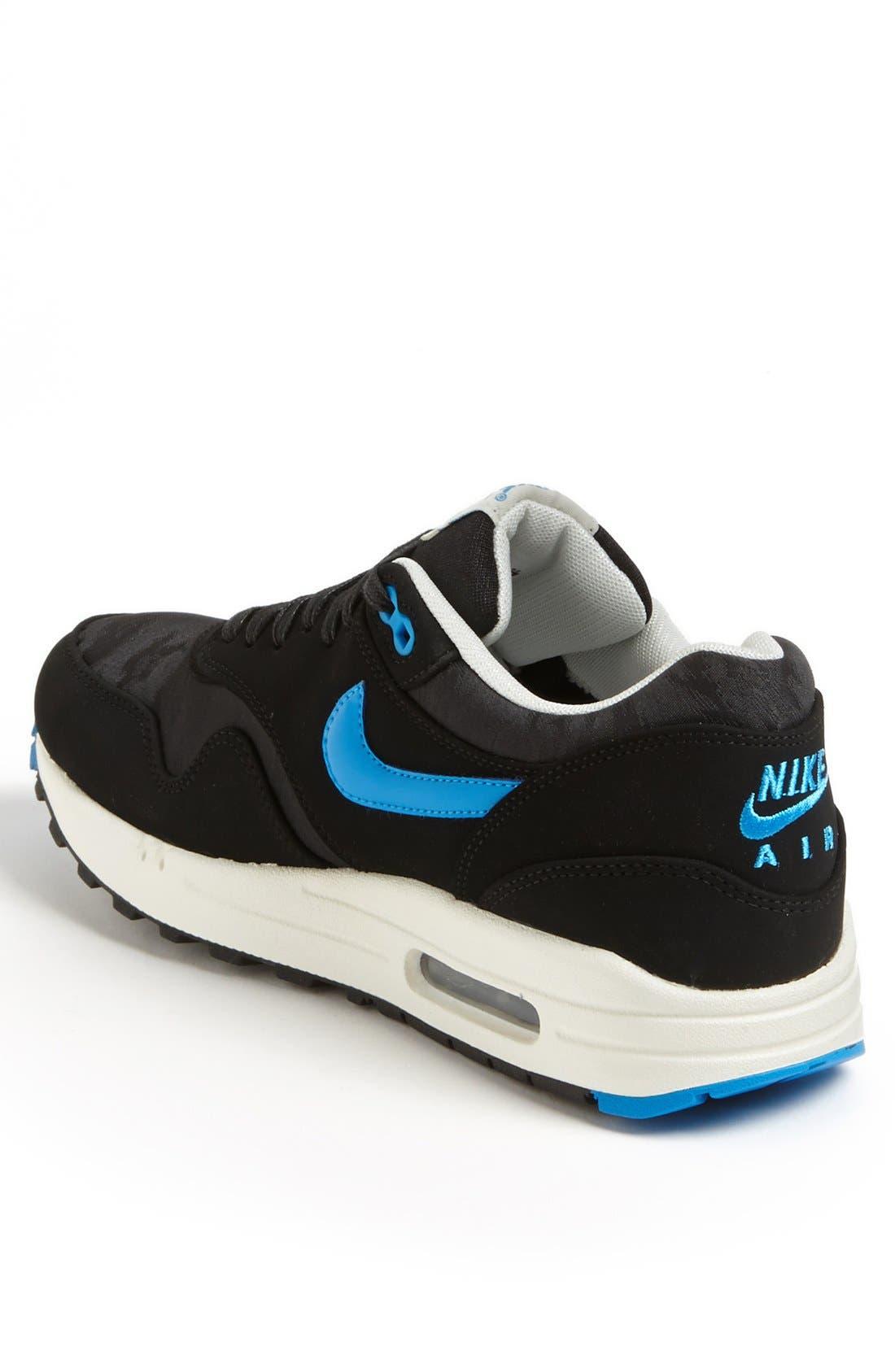 NIKE, 'Air Max 1 Premium' Sneaker, Alternate thumbnail 3, color, 014