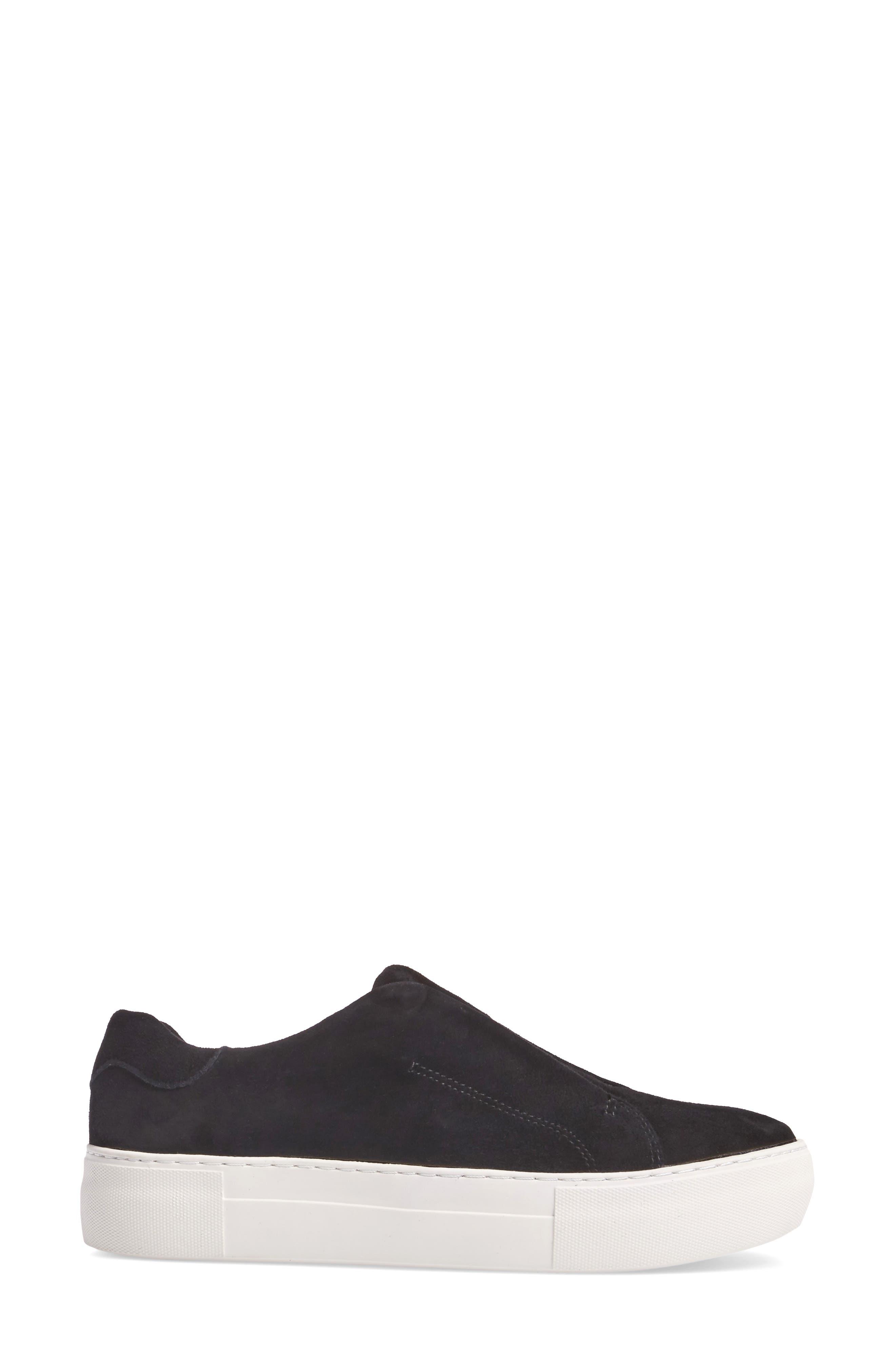 JSLIDES, Alara Slip-On Sneaker, Alternate thumbnail 3, color, 002