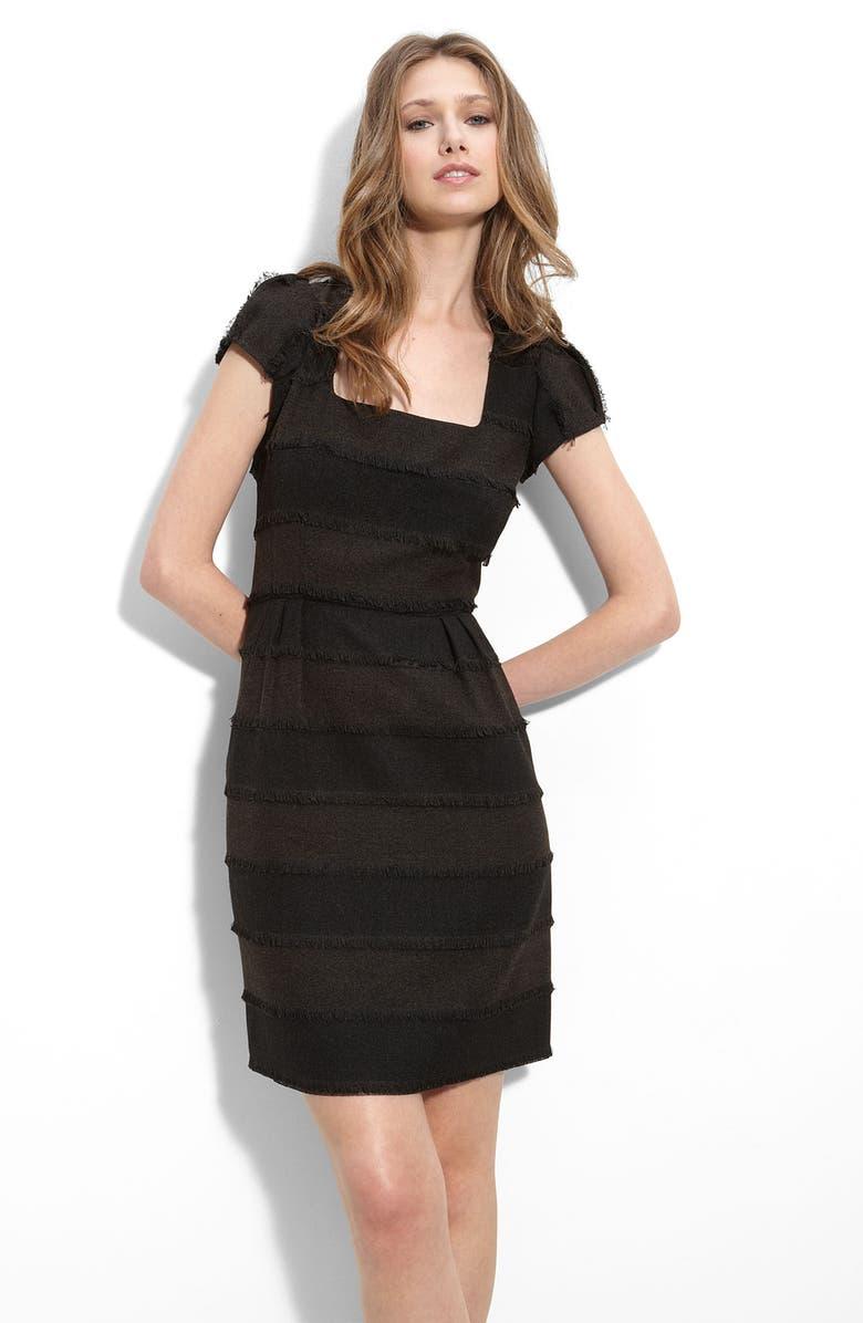 1d3351a75db8b NANETTE LEPORE 'Catch Me' Cap Sleeve Dress, Main, color, ...