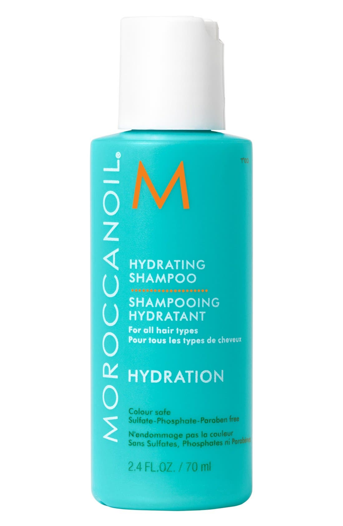 MOROCCANOIL<SUP>®</SUP>, Hydrating Shampoo, Alternate thumbnail 2, color, NO COLOR
