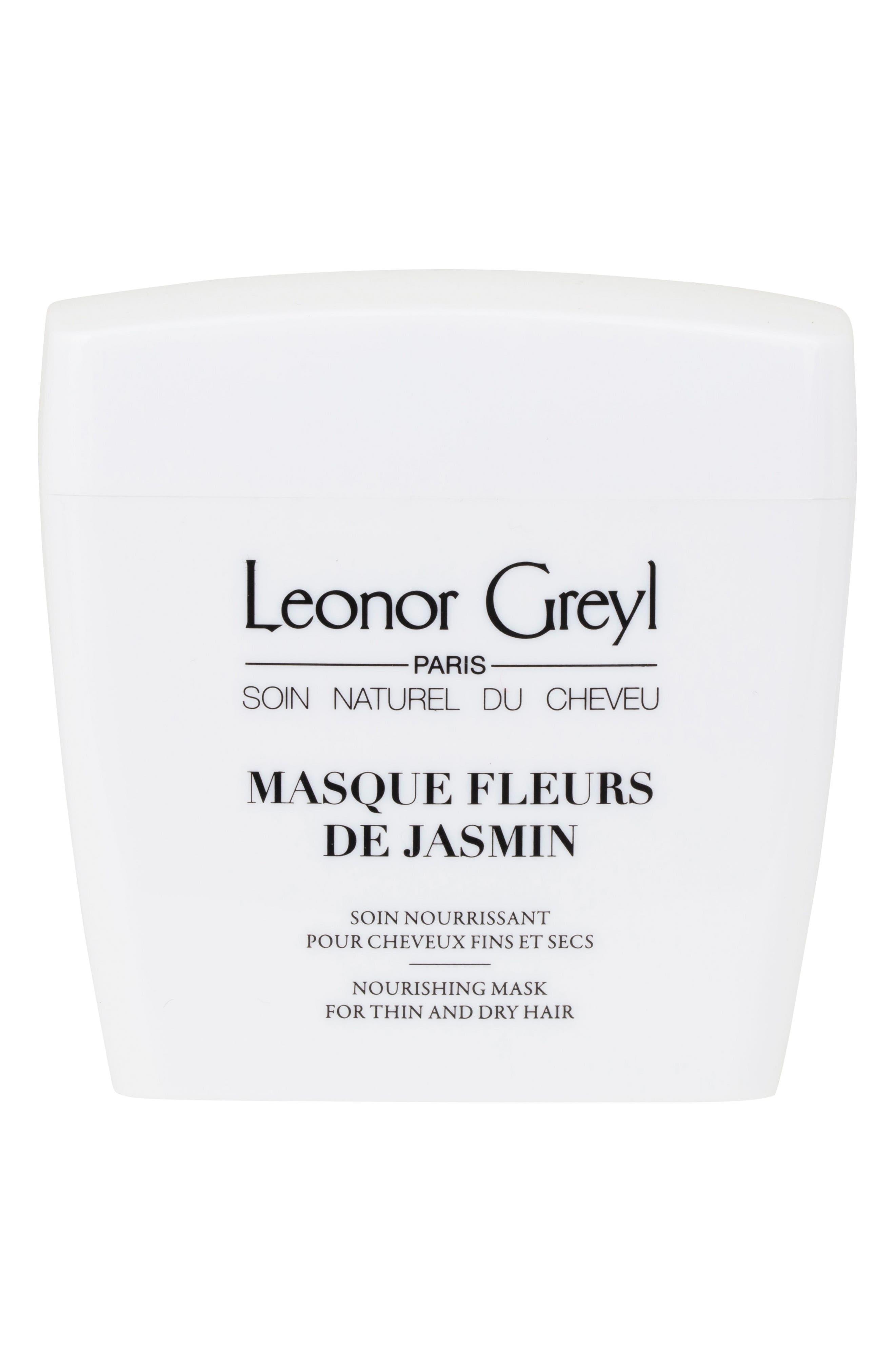 LEONOR GREYL PARIS, Masque Fleurs de Jasmin Nourishing Hair Mask, Main thumbnail 1, color, NO COLOR