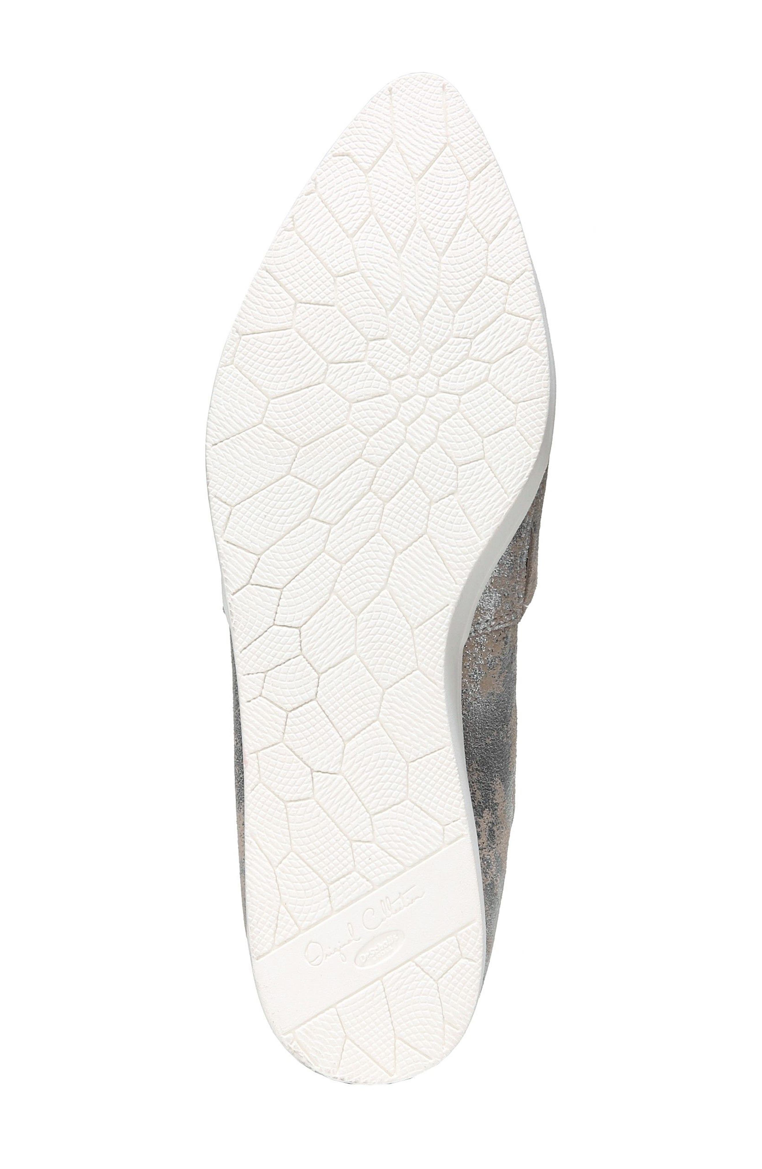 DR. SCHOLL'S, 'Vienna' Slip-on Sneaker, Alternate thumbnail 6, color, 040