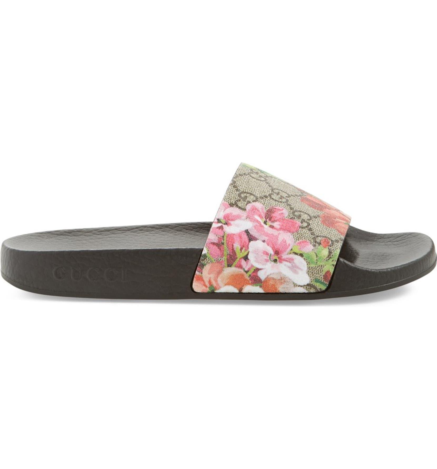 2c4cd5ecb8e Gucci Pursuit Slide Sandal (Women)