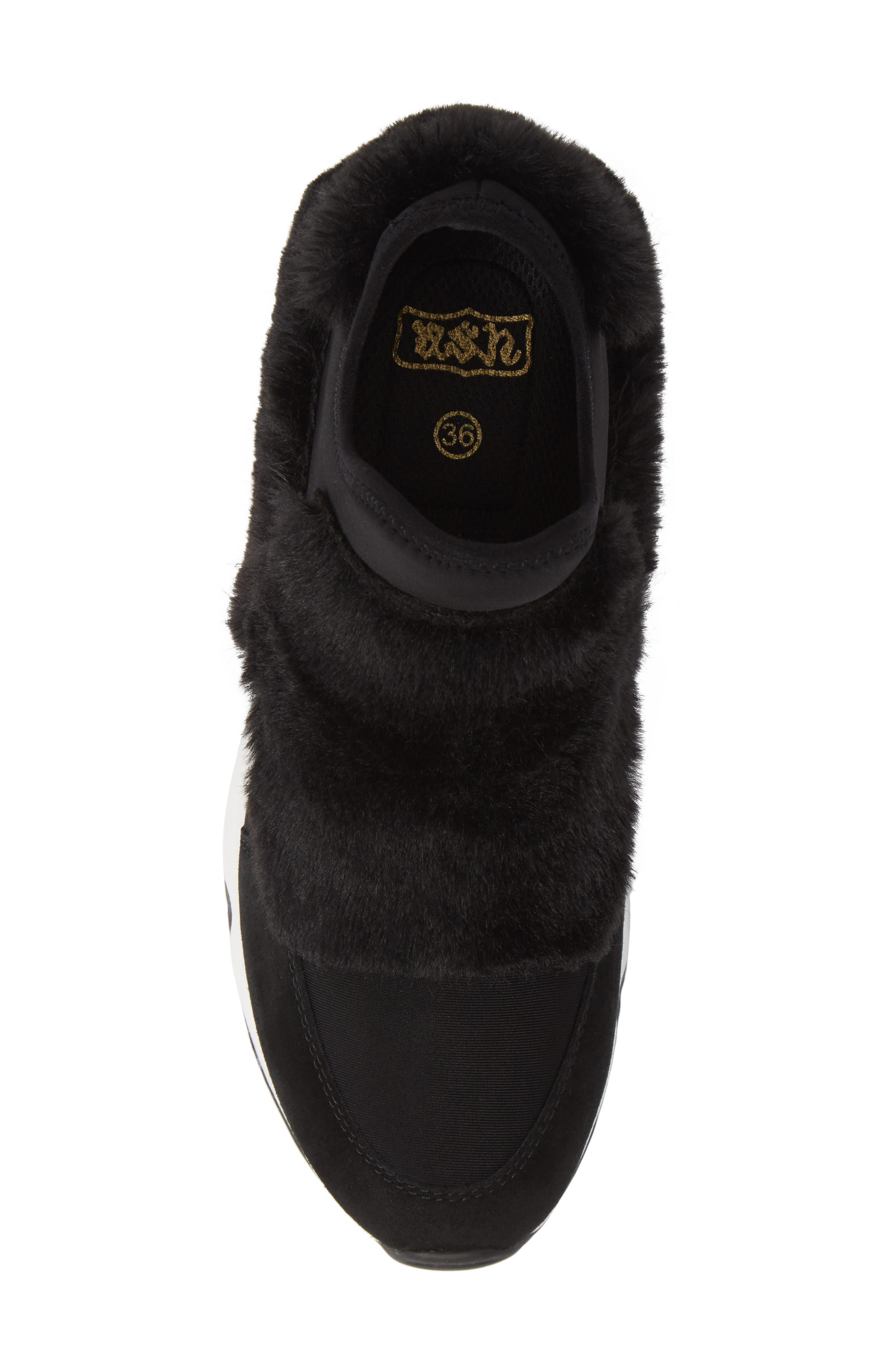 ASH, Lazer Sneaker, Alternate thumbnail 5, color, 002