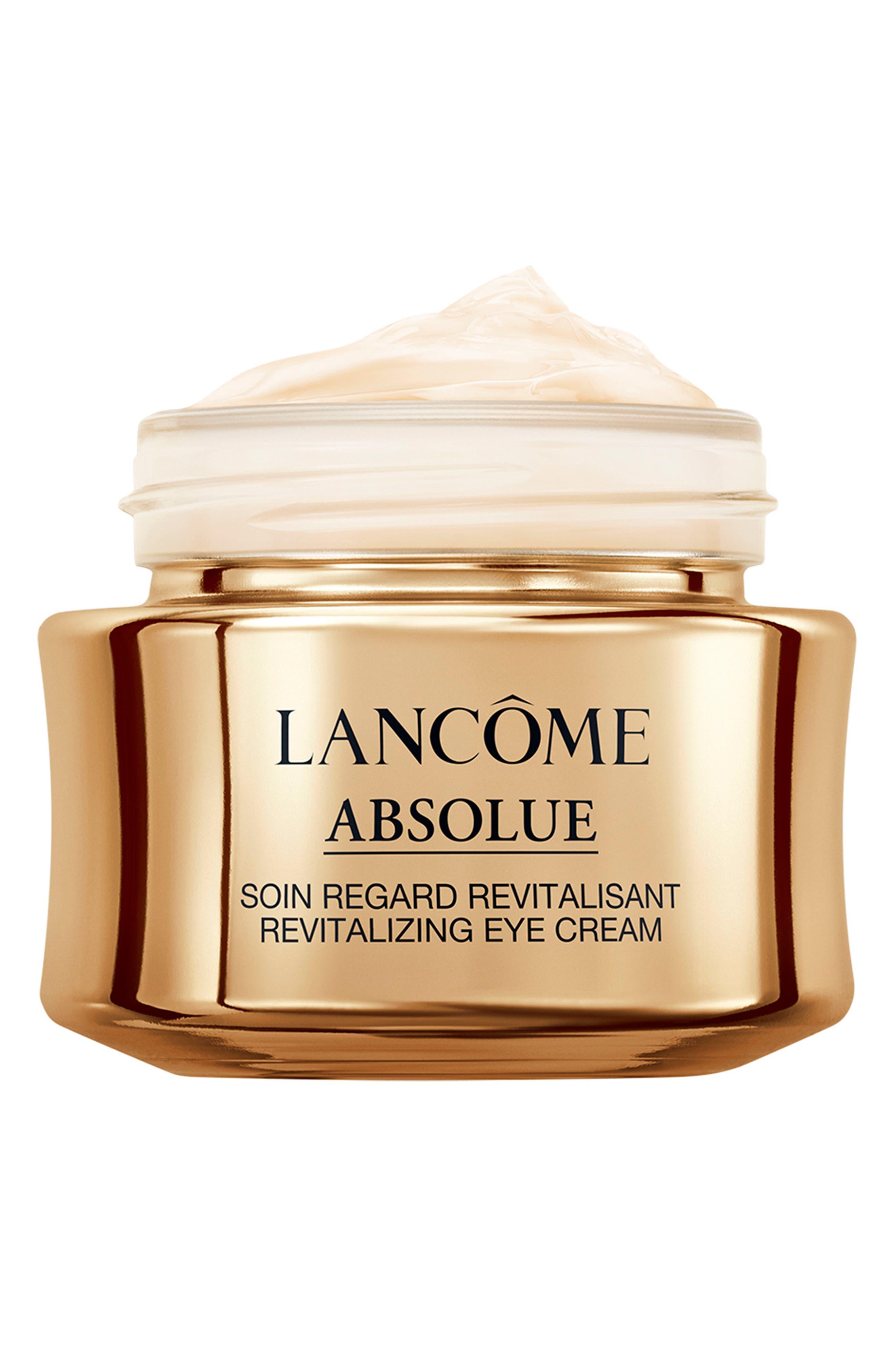 LANCÔME, Absolue Revitalizing Eye Cream, Alternate thumbnail 2, color, NO COLOR