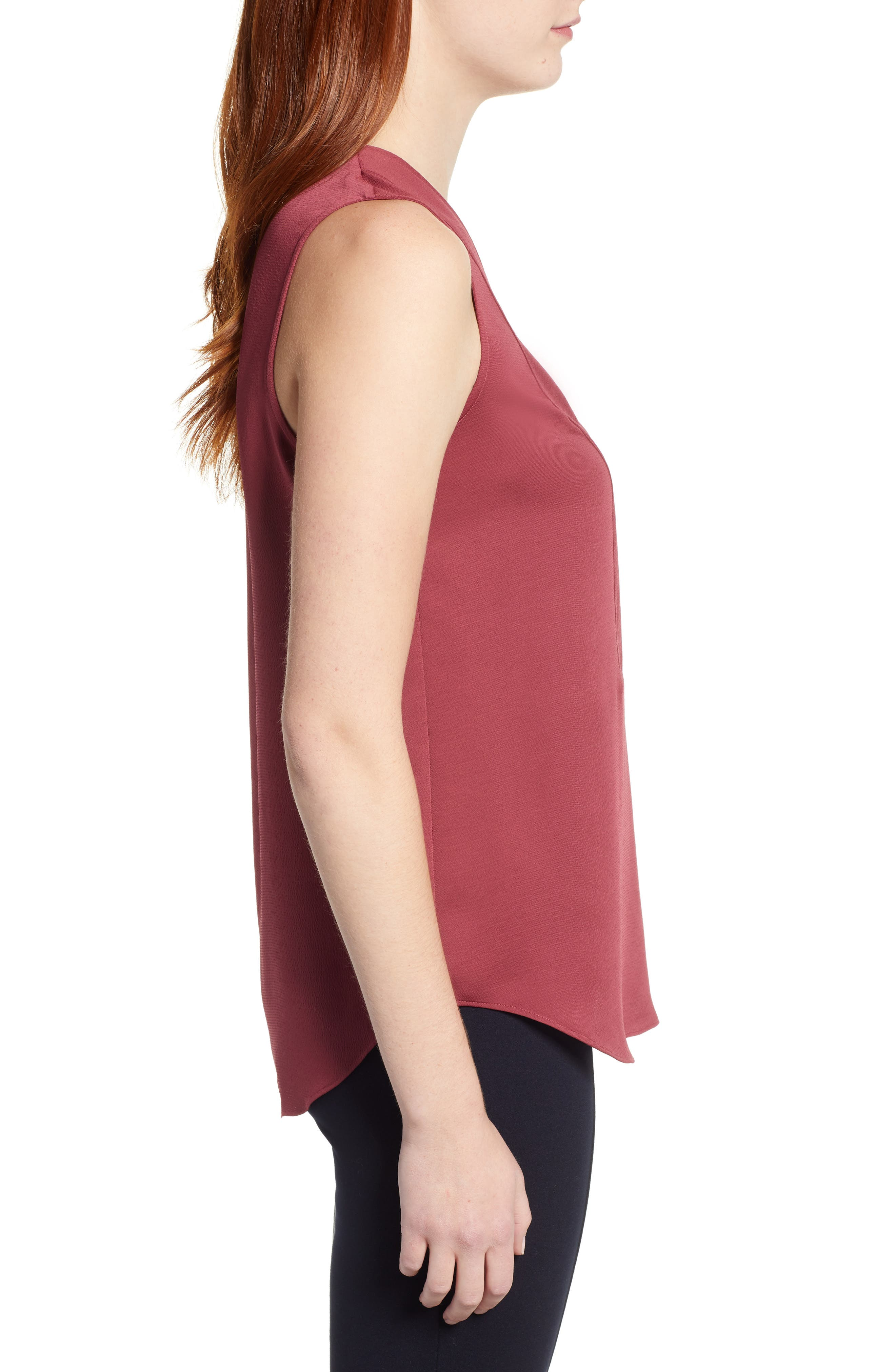 NIC+ZOE, Take the Plunge Tank Top, Alternate thumbnail 3, color, 601