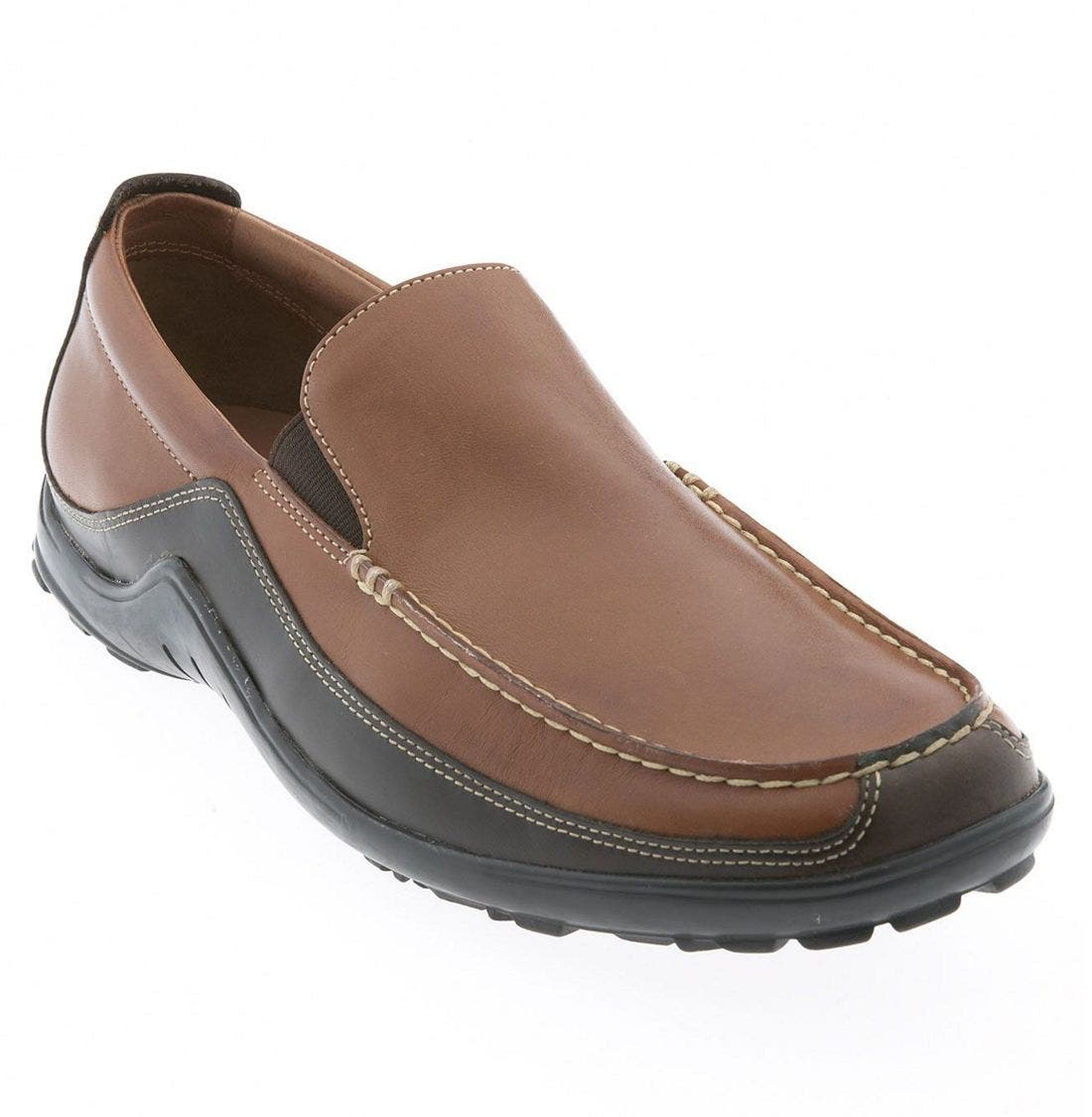COLE HAAN 'Tucker Venetian' Loafer, Main, color, TAN