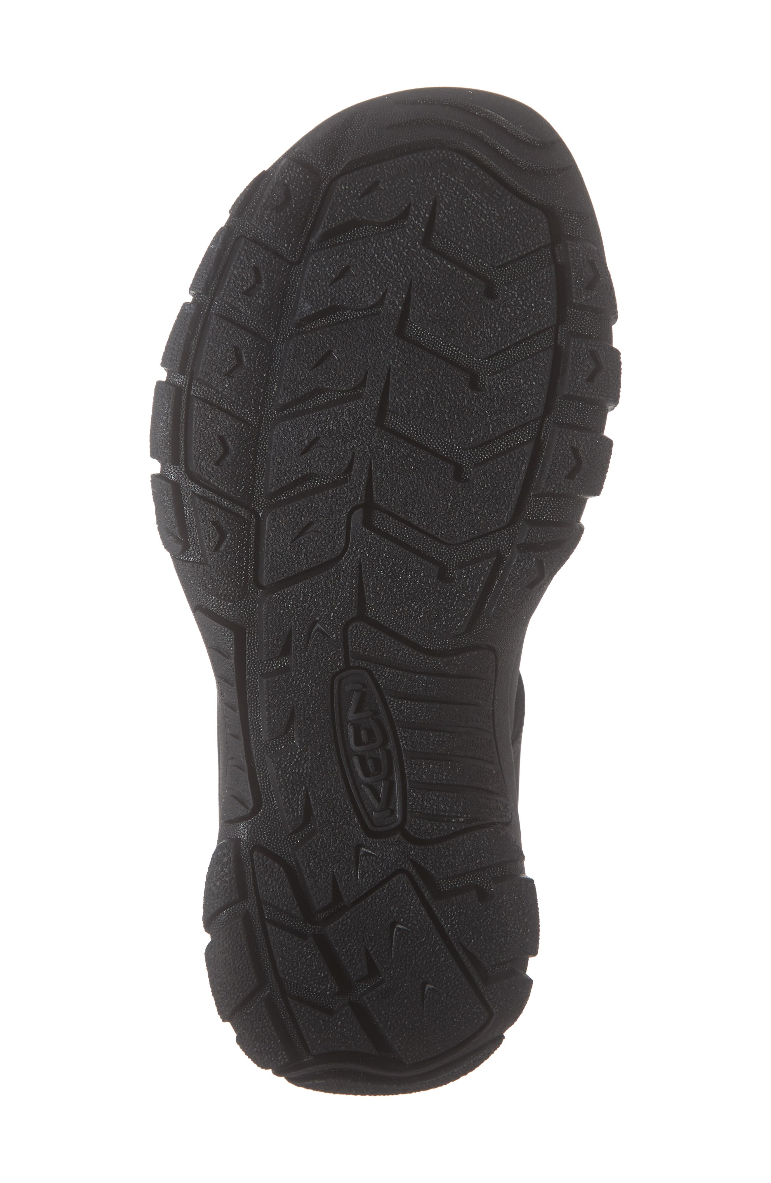 KEEN, 'Newport' Sandal, Alternate thumbnail 6, color, BLACK/ BLACK
