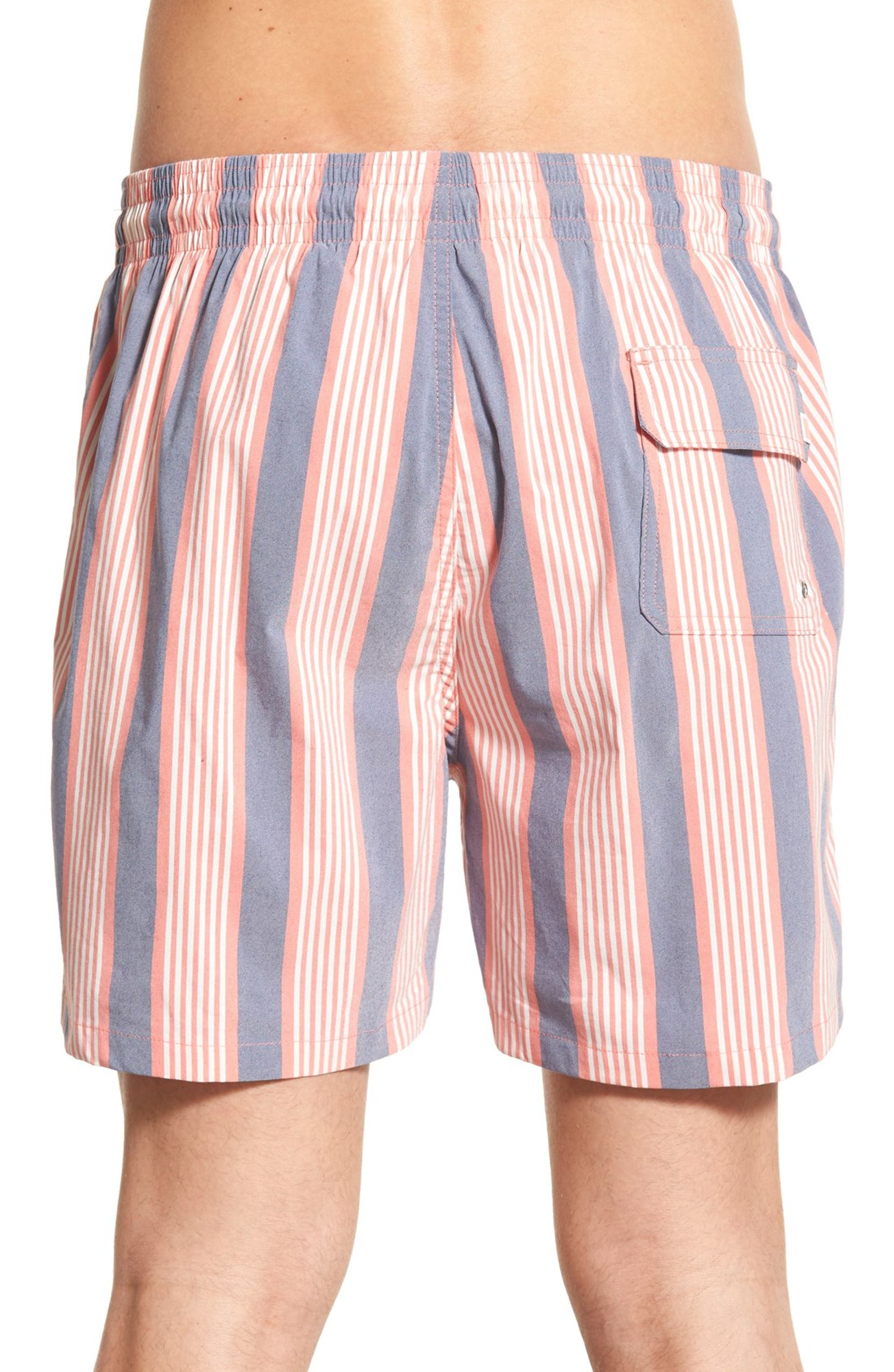 2e779ca289 Solid & Striped 'Classic Stripe' Swim Trunks   Nordstrom