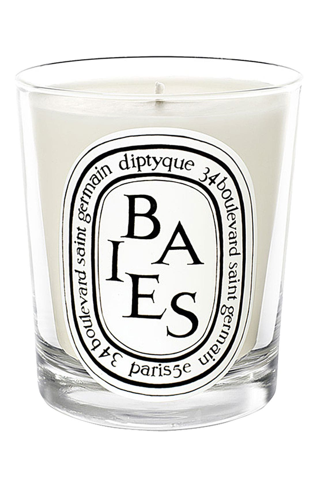 DIPTYQUE, Baies/Berries Scented Candle, Main thumbnail 1, color, NO COLOR