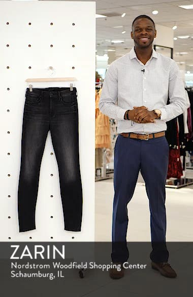 The Looker Mid Rise Skinny Jeans, sales video thumbnail