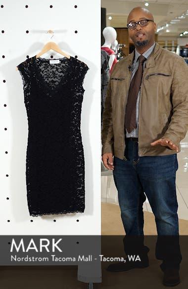 Delicia V-Neck Dress, sales video thumbnail