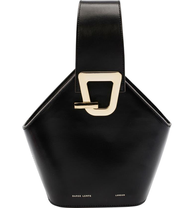 e34fc77c78e9 Danse Lente Mini Johnny Leather Bucket Bag