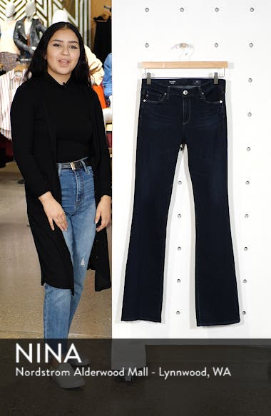 'The New Angel' Bootcut Jeans, sales video thumbnail