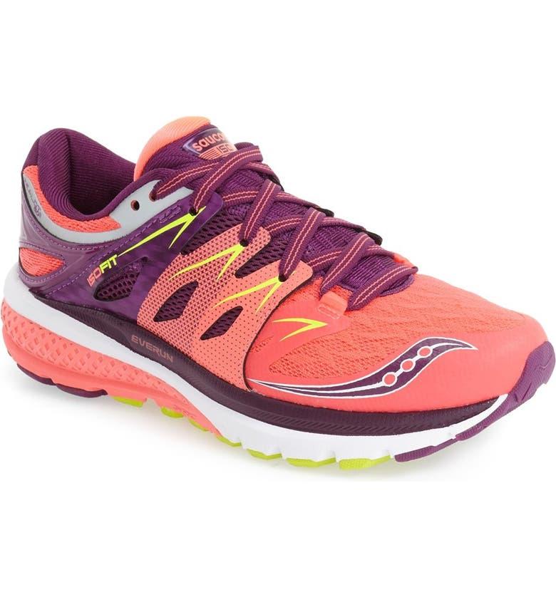3eb42306 Saucony 'Zealot ISO 2' Running Shoe (Women)   Nordstrom