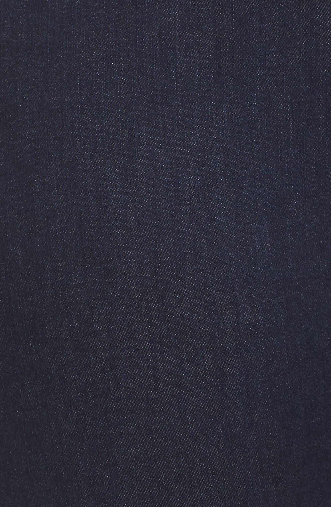 LUCKY BRAND, Emma High Rise Legging Jeans, Alternate thumbnail 6, color, BREAKER