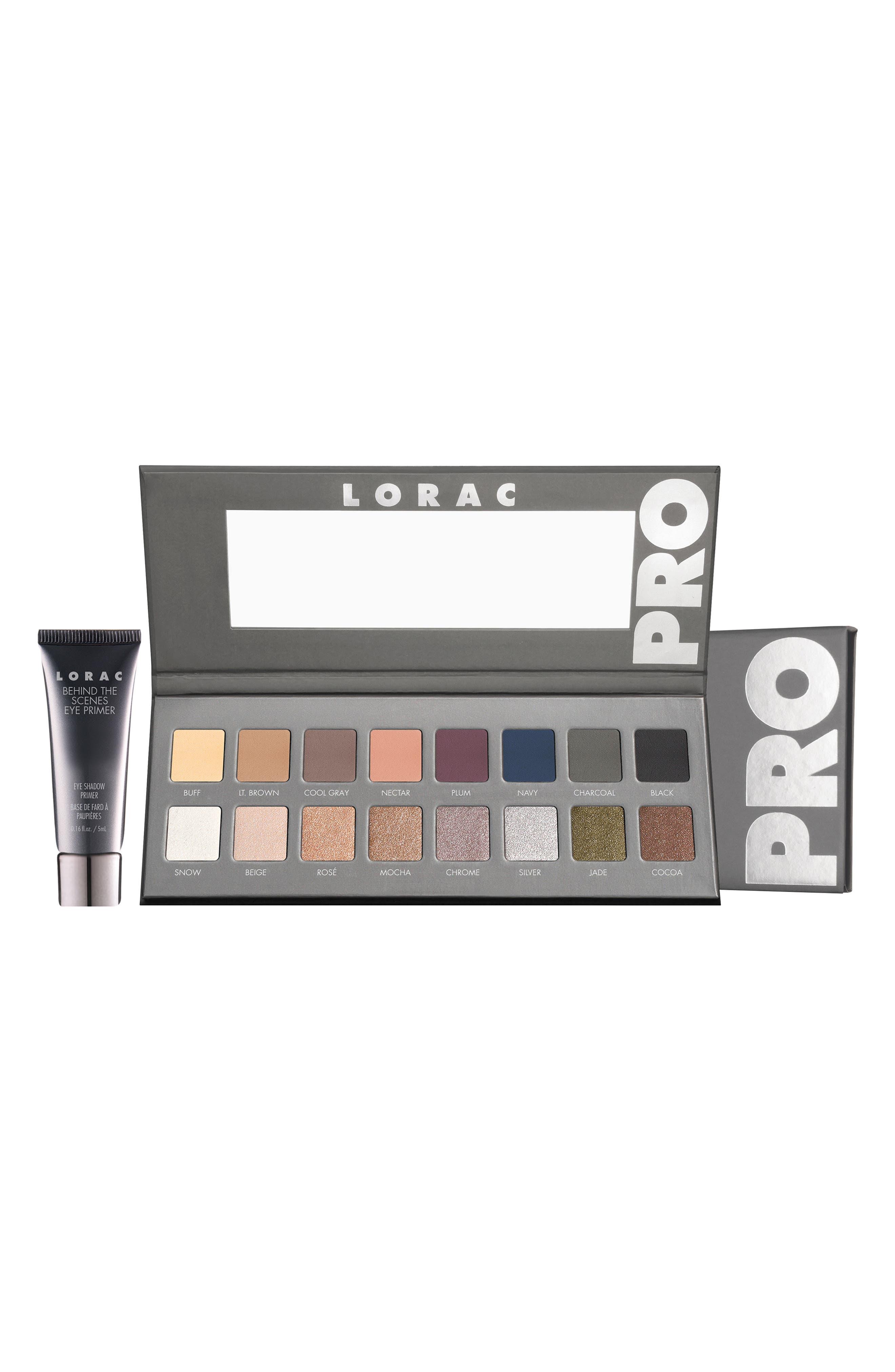 LORAC, 'PRO' Palette 2, Alternate thumbnail 4, color, 000