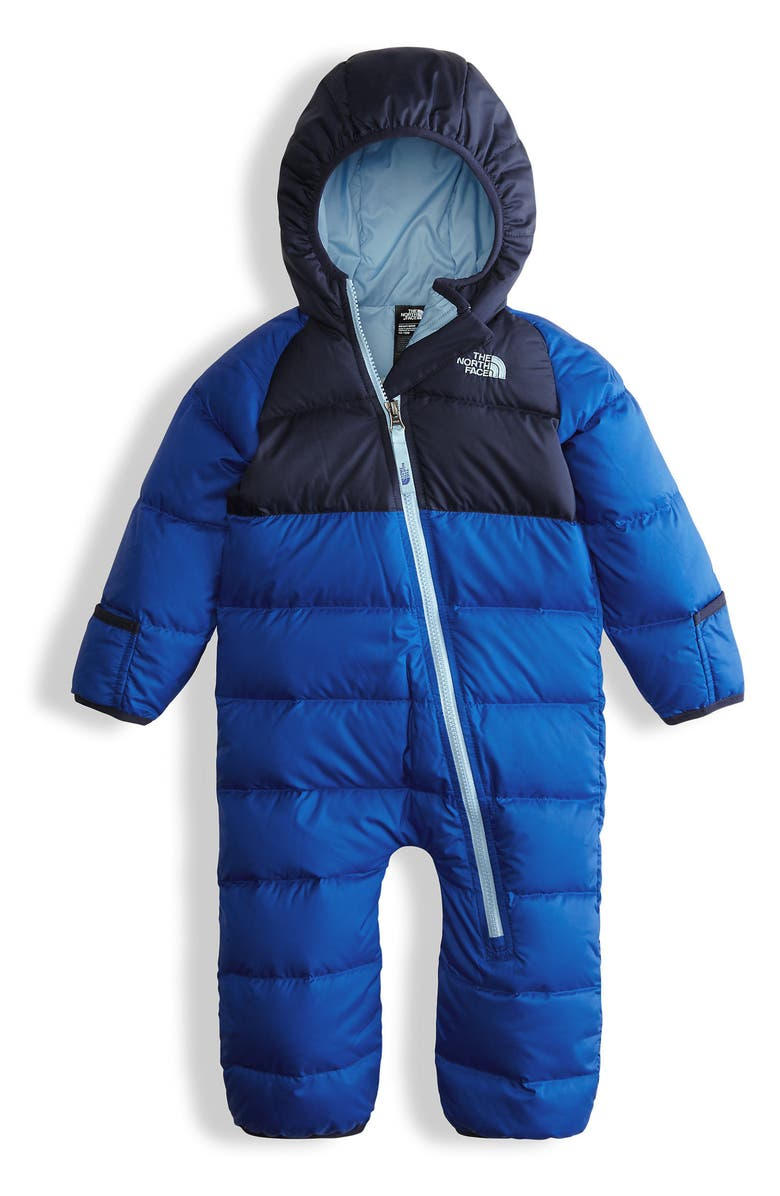 781f18c3d 'Lil Snuggler' Water Resistant Down Snowsuit