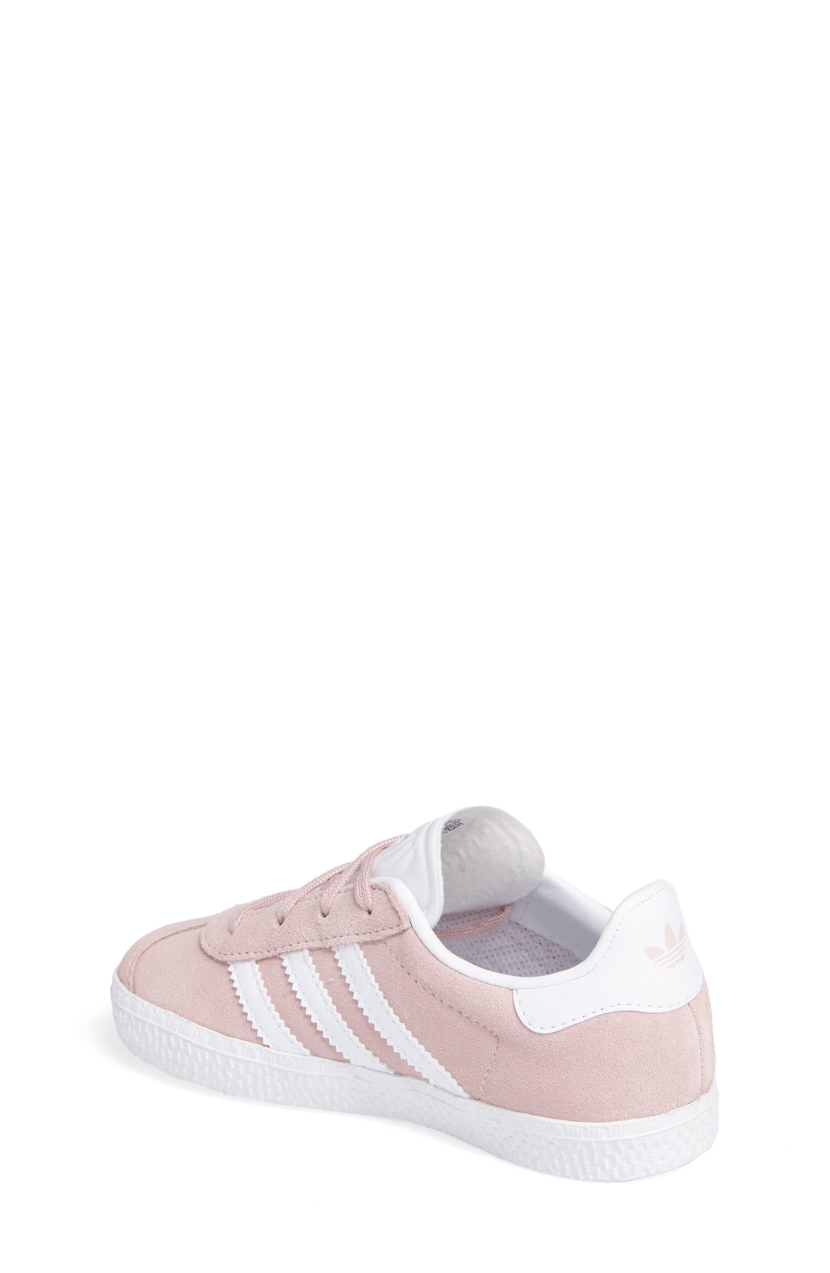 ADIDAS, Gazelle Sneaker, Alternate thumbnail 2, color, 682
