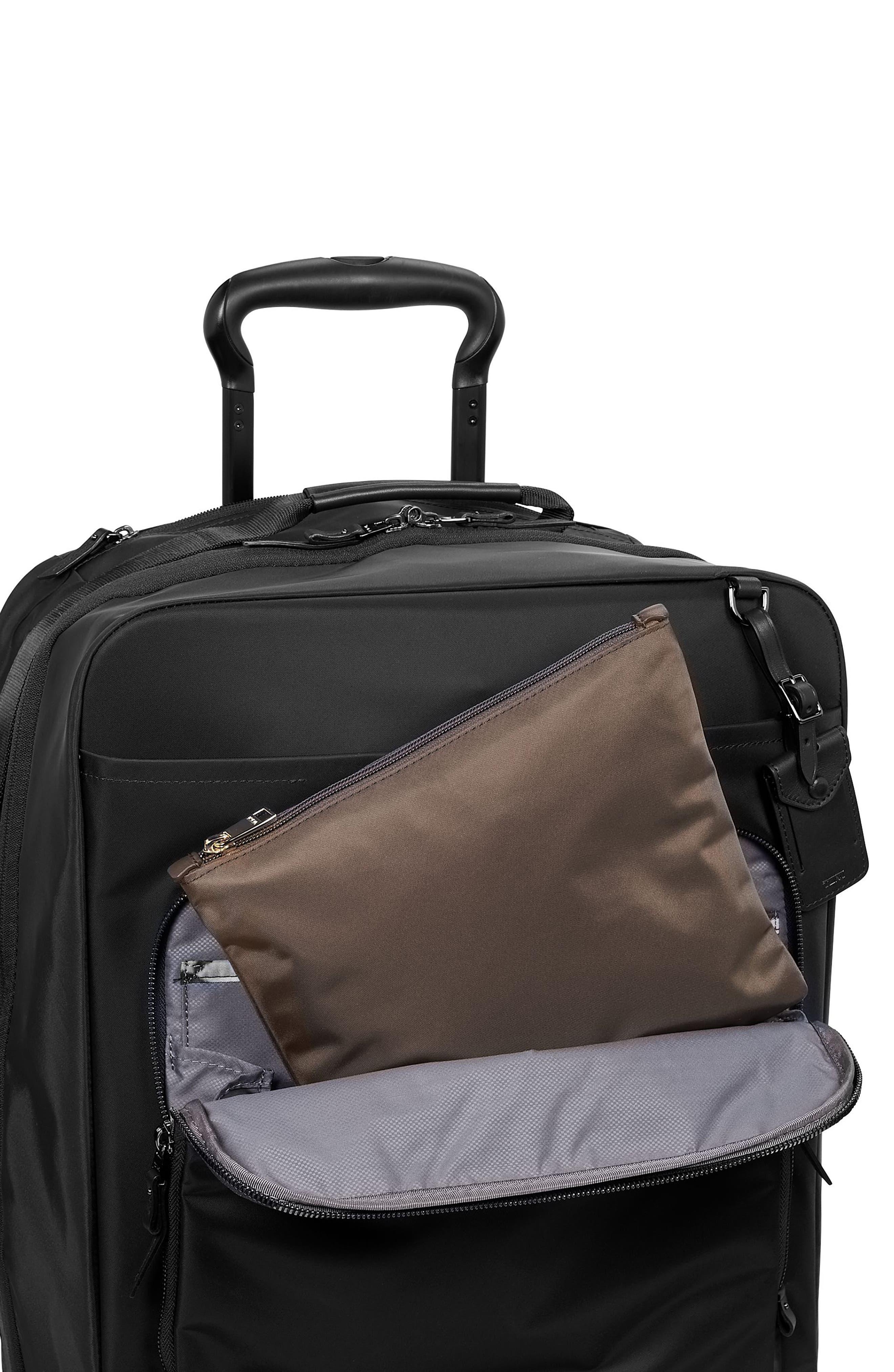 TUMI, Voyageur - Just in Case Nylon Travel Backpack, Alternate thumbnail 5, color, MINK