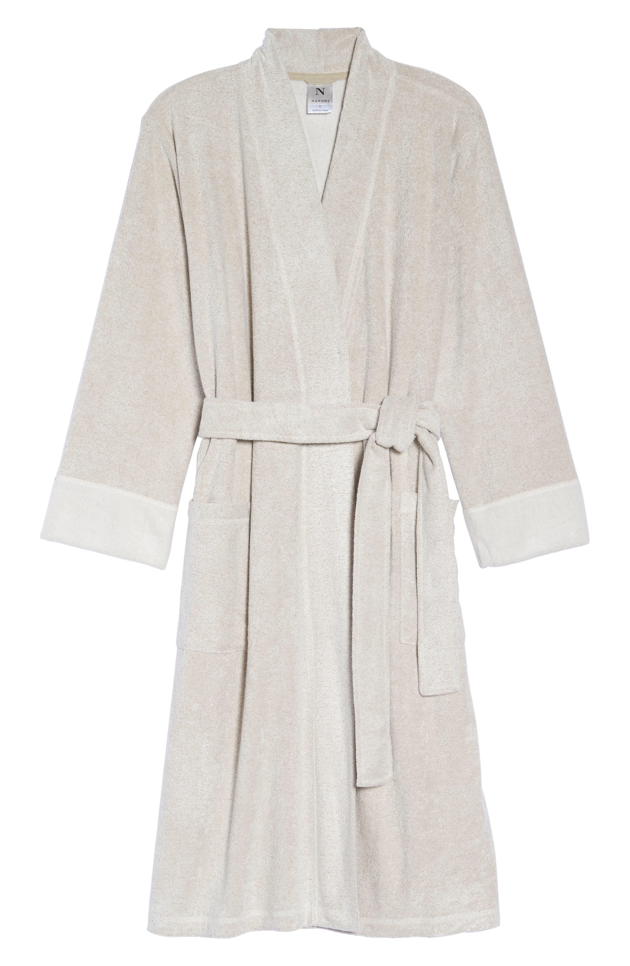 NATORI, 'Nirvana' Midi Robe, Alternate thumbnail 6, color, 273