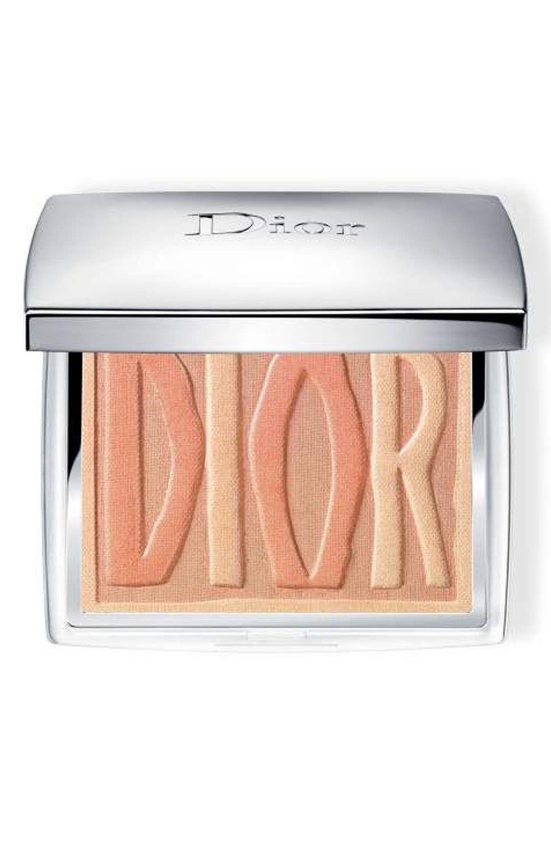 DIOR Label Blush Palette, Main, color, 220