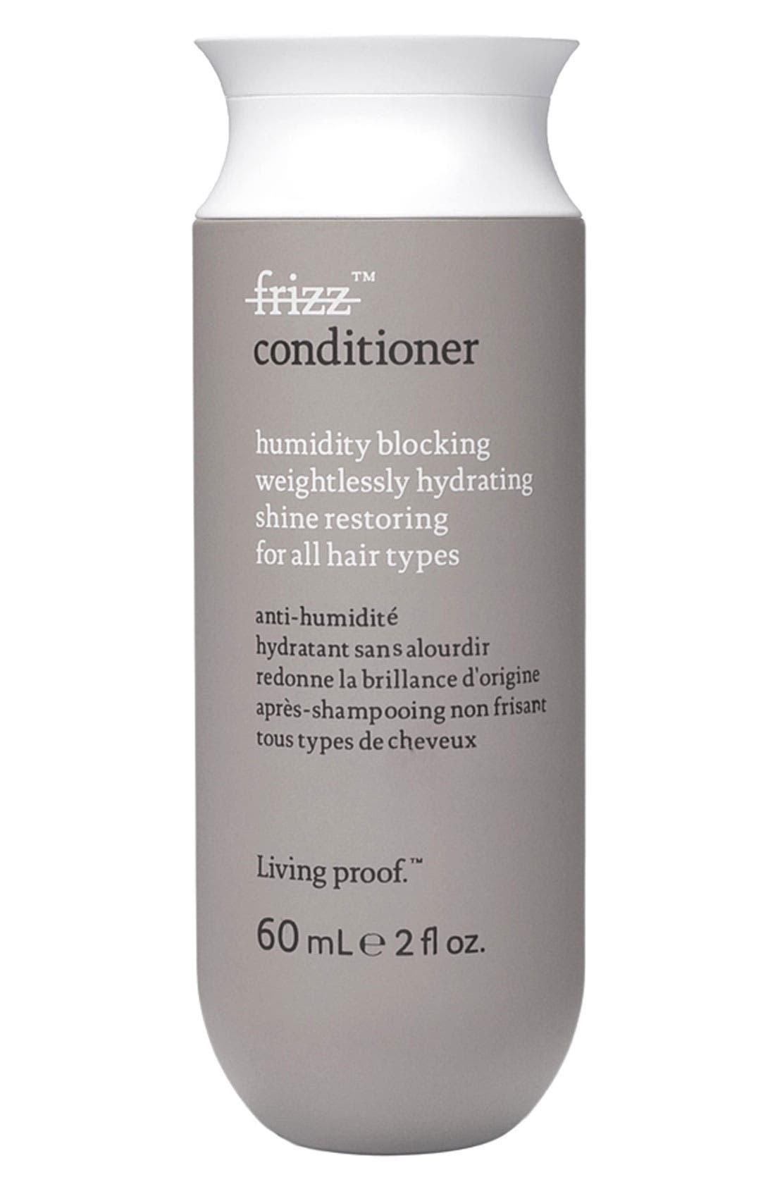 LIVING PROOF<SUP>®</SUP> No Frizz Conditioner, Main, color, NO COLOR