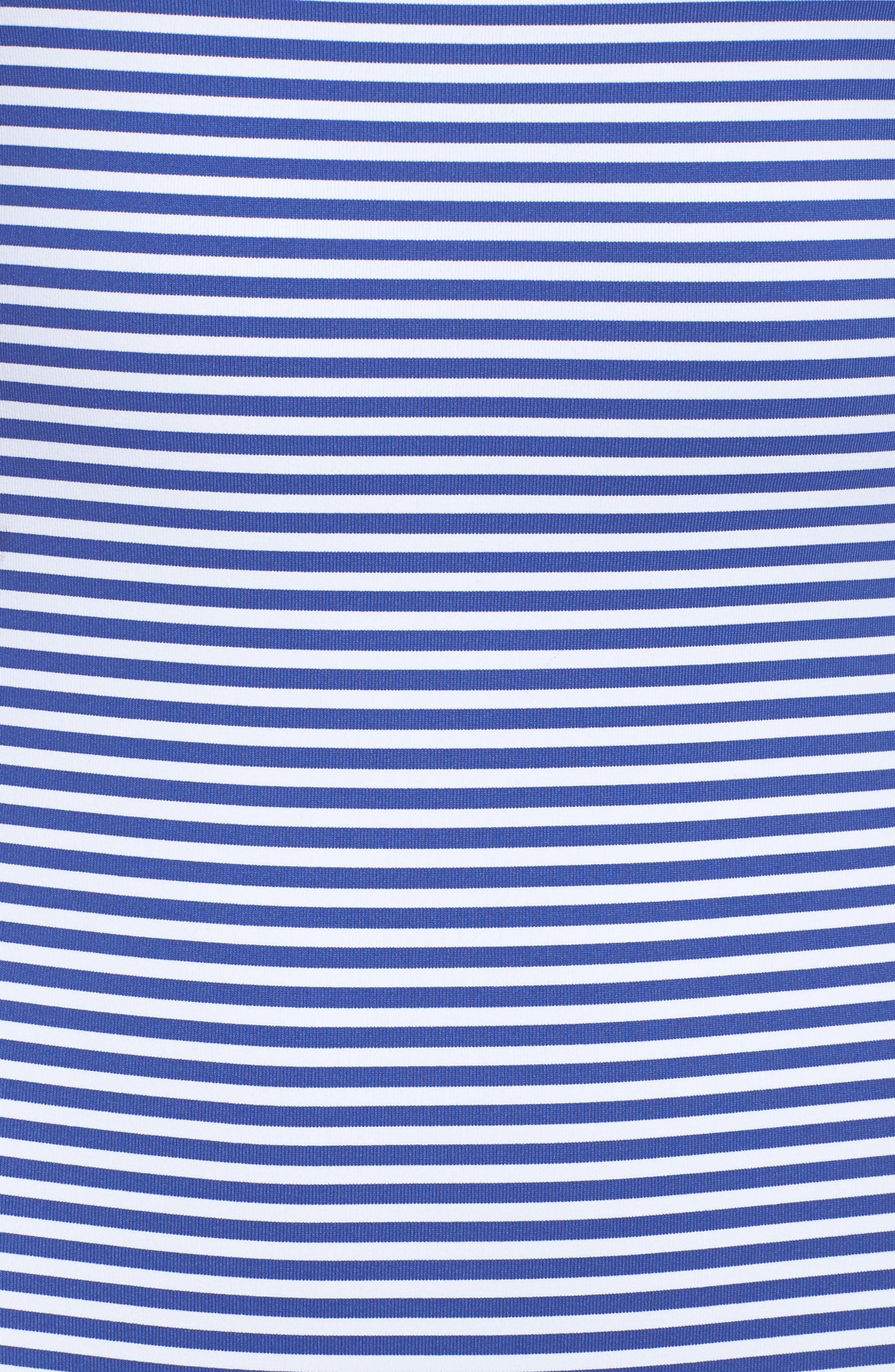 TOMMY BAHAMA, Reversible One-Piece Swimsuit, Alternate thumbnail 6, color, DARK SANIBEL