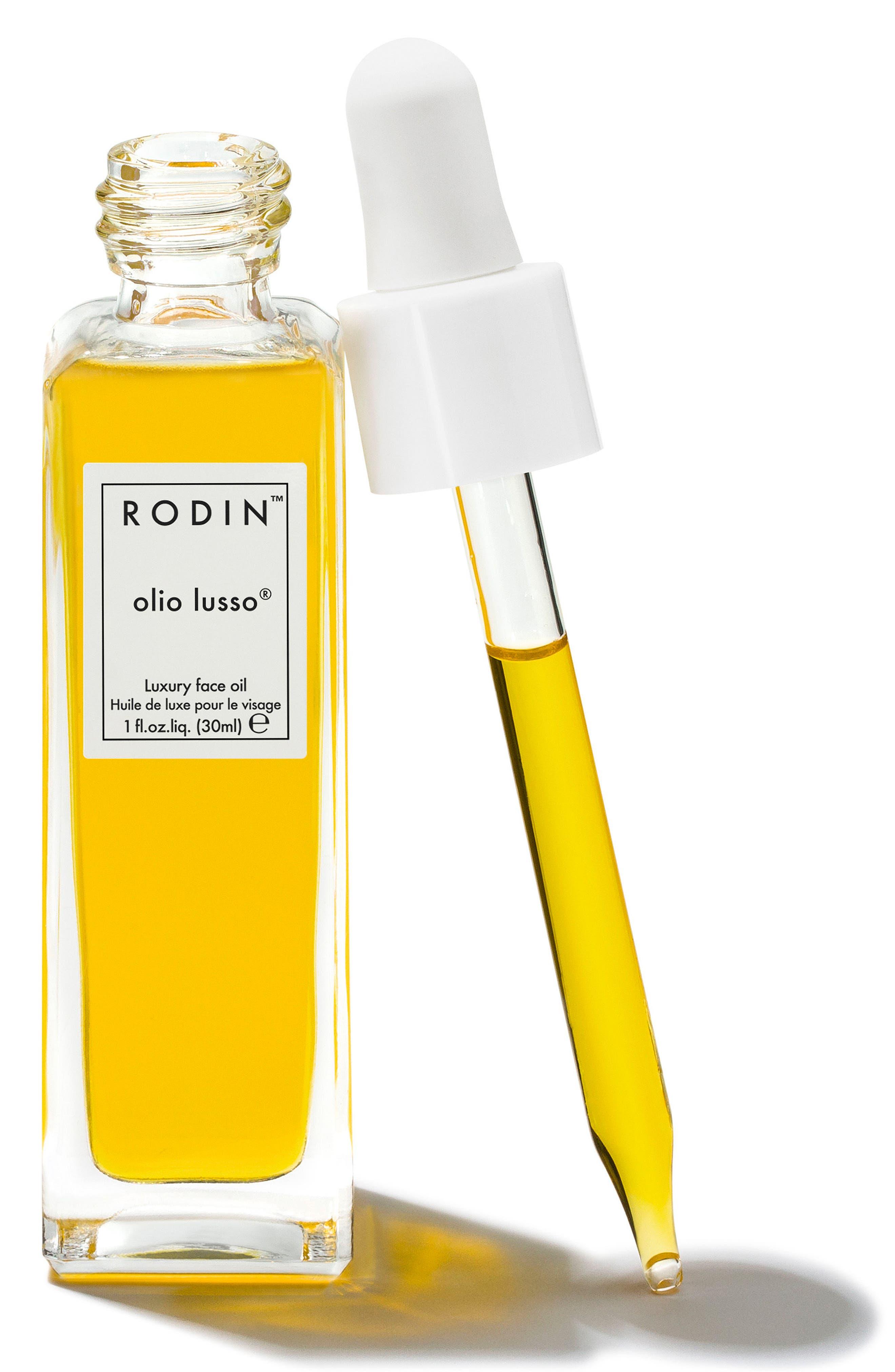 RODIN OLIO LUSSO, Jasmine/Neroli Luxury Face Oil, Alternate thumbnail 2, color, NO COLOR