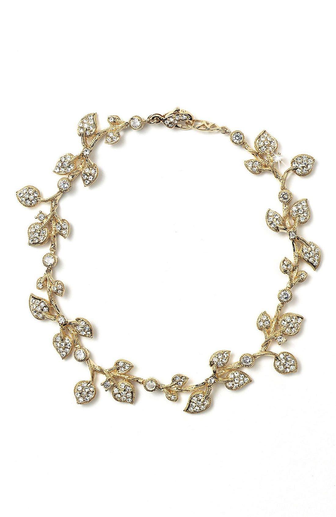 NADRI, 'Vine' Bracelet, Main thumbnail 1, color, GLD