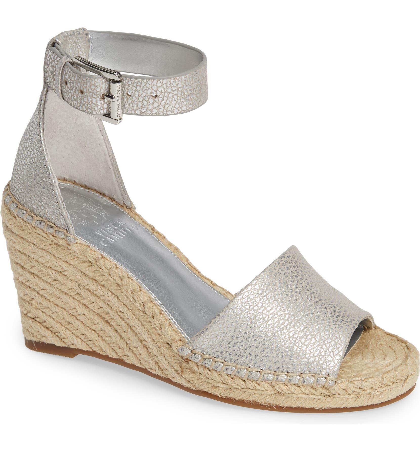 4421bbb9878 Leera Wedge Sandal