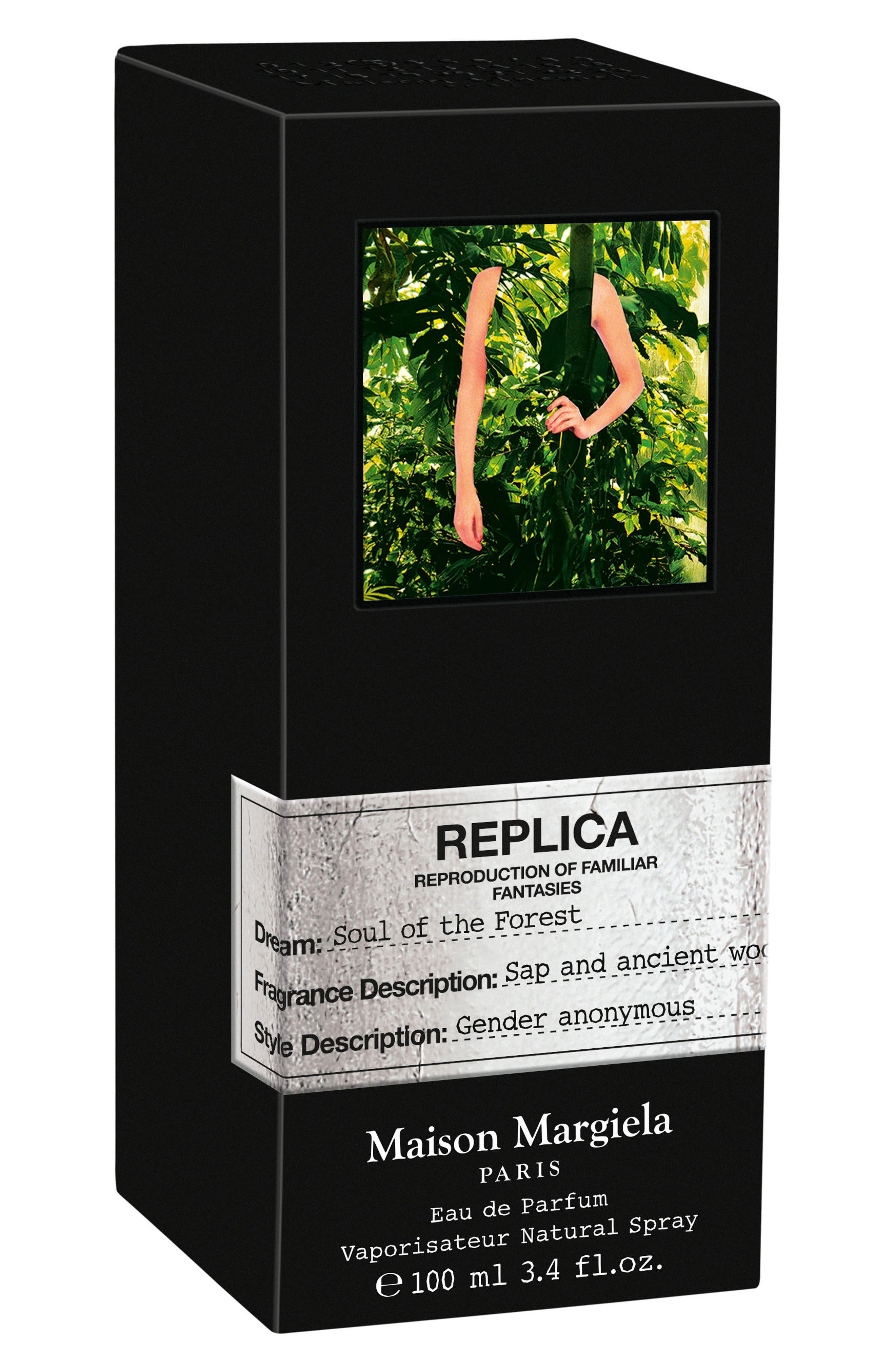 MAISON MARGIELA, Replica Soul of the Forest Eau de Parfum, Alternate thumbnail 2, color, NO COLOR