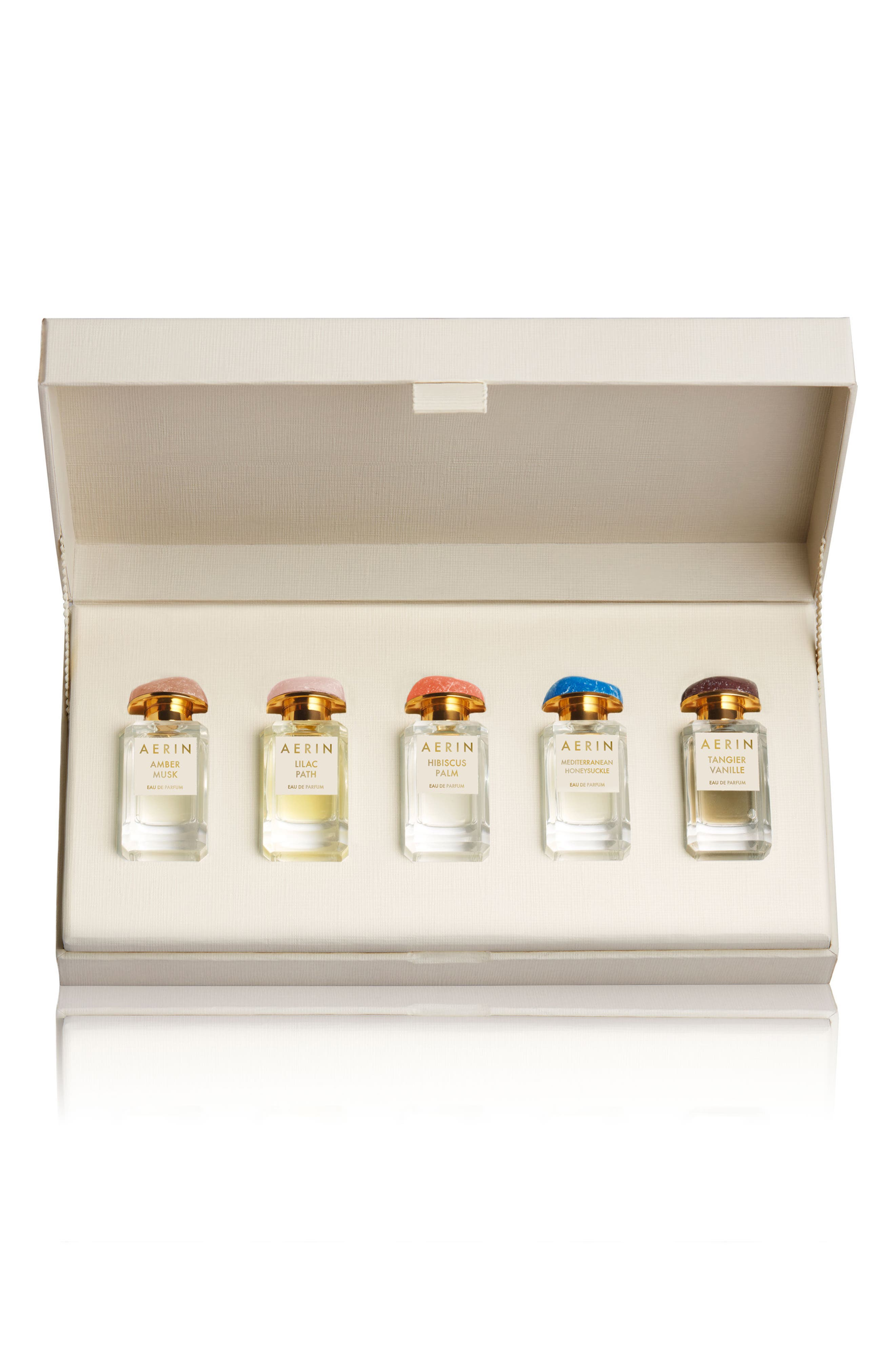ESTÉE LAUDER AERIN Beauty Fragrance Collection Discovery Set, Main, color, 000