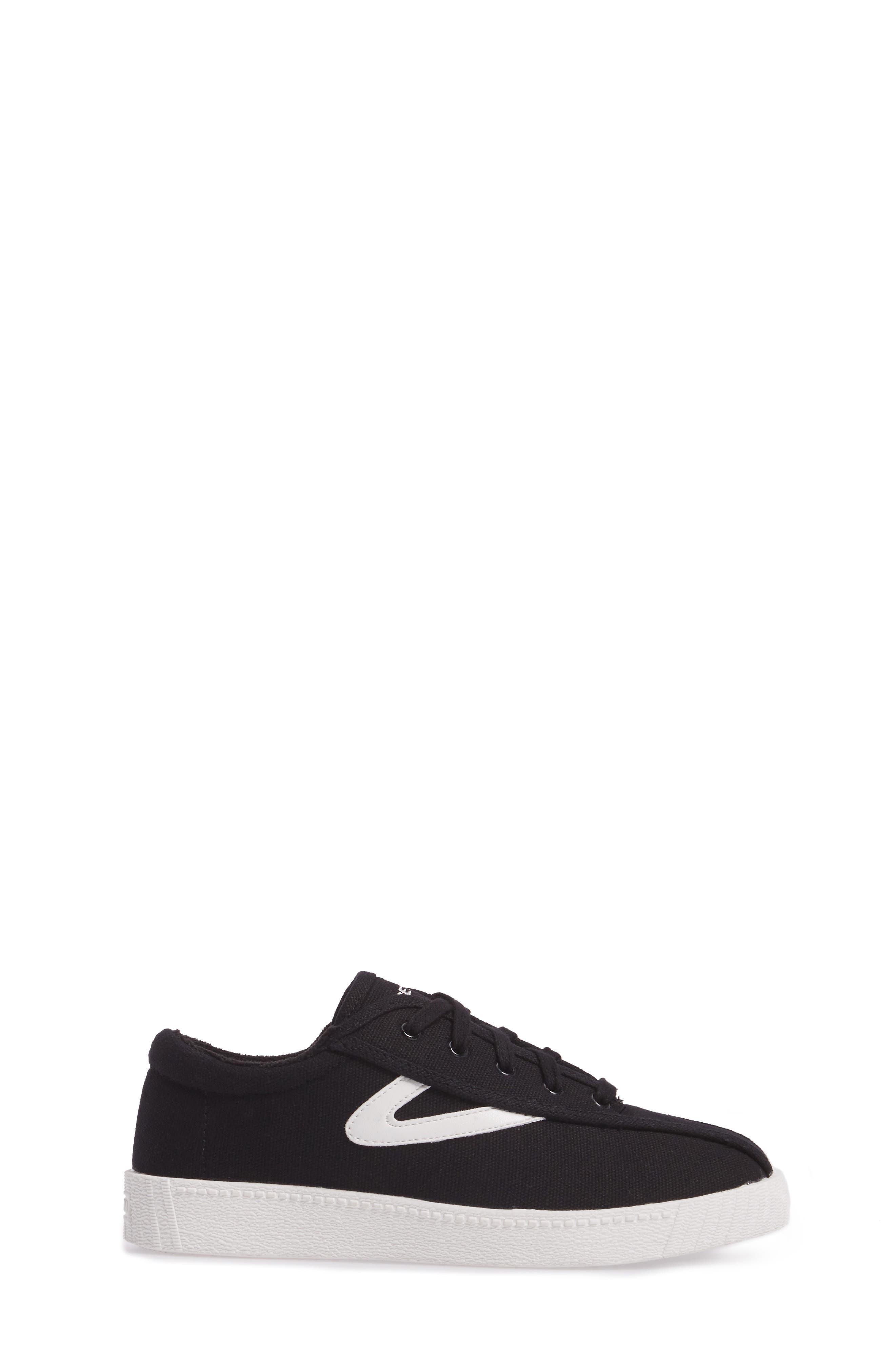 TRETORN, Nylite Plus Sneaker, Alternate thumbnail 3, color, 012