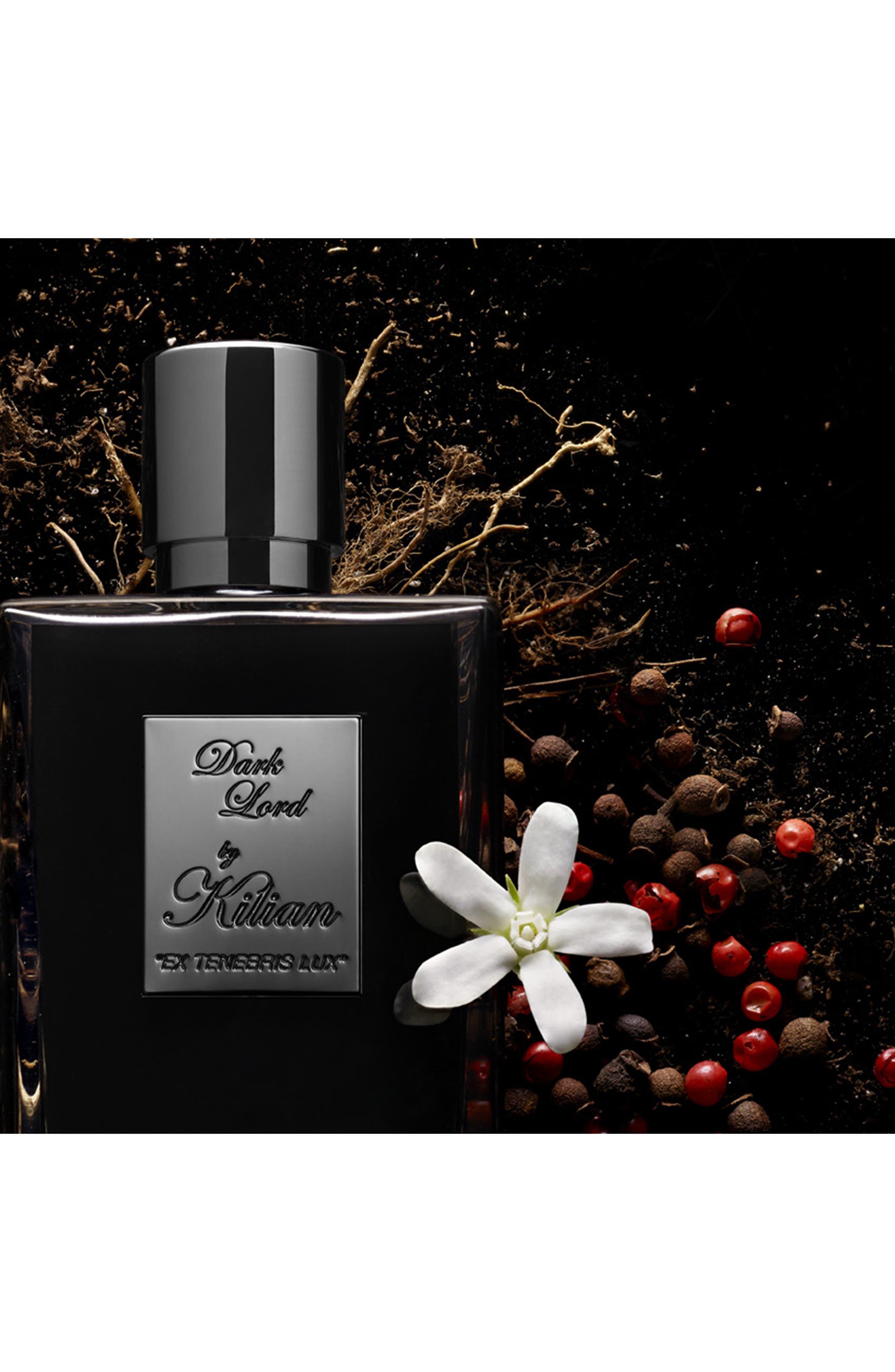 KILIAN, Dark Lord Ex Tenebris Lux Refillable Fragrance Spray, Alternate thumbnail 7, color, NO COLOR