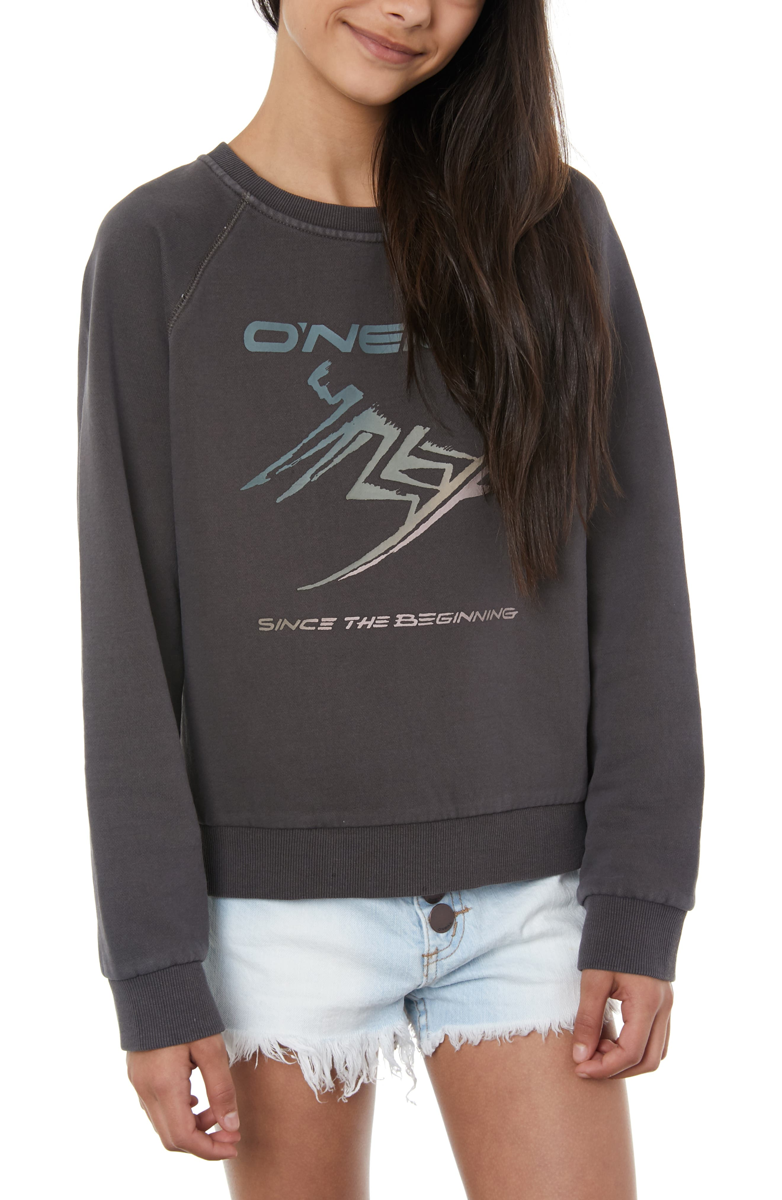 O'NEILL Way Pullover Sweater, Main, color, EXCALIBUR