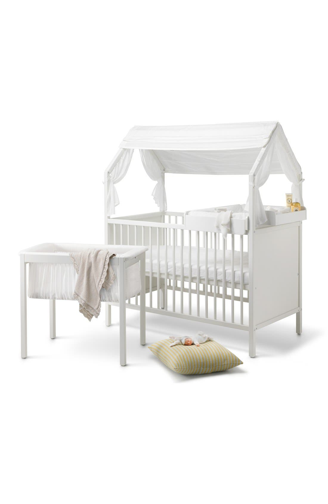 STOKKE, 'Home<sup>™</sup>' Roof Canopy, Alternate thumbnail 2, color, WHITE LINEN