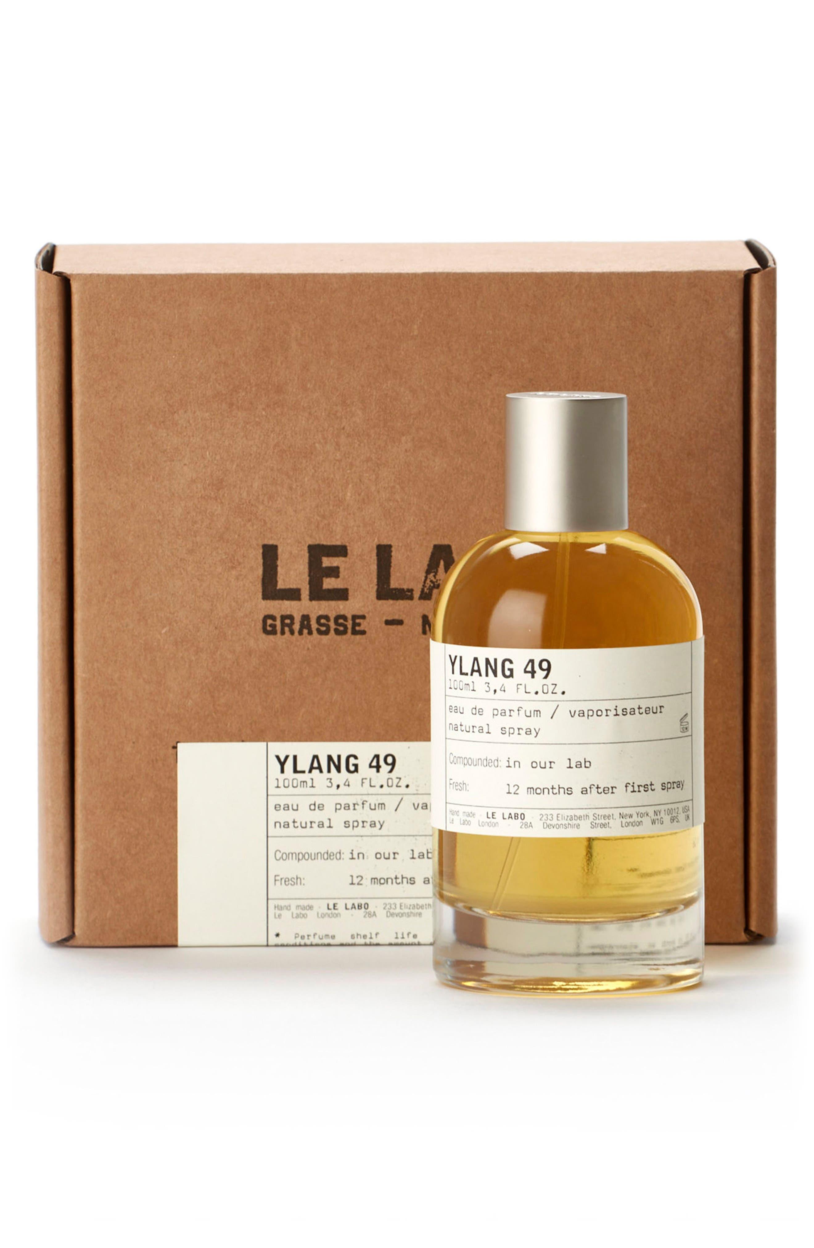 LE LABO, Ylang 49 Eau de Parfum, Alternate thumbnail 2, color, NO COLOR