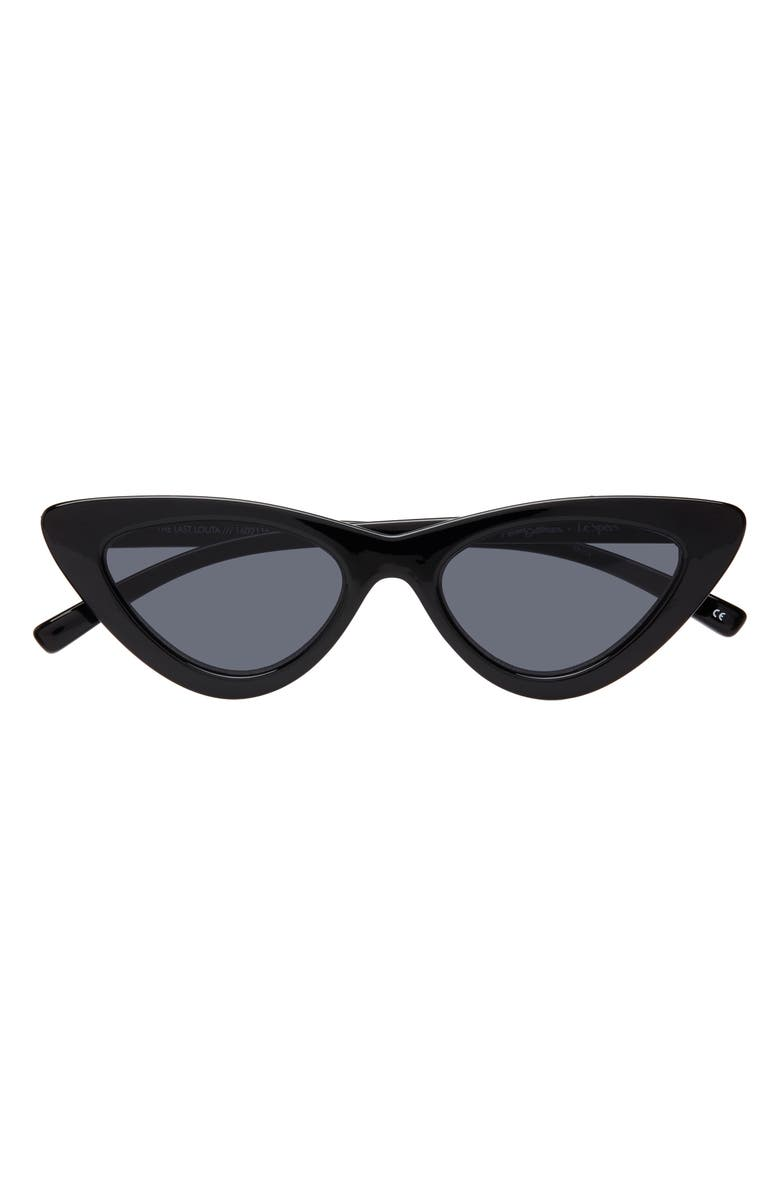 6ae99096cde Adam Selman x Le Specs Luxe Lolita 49mm Cat Eye Sunglasses