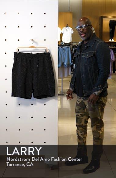 Neppy Fleece Athletic Shorts, sales video thumbnail